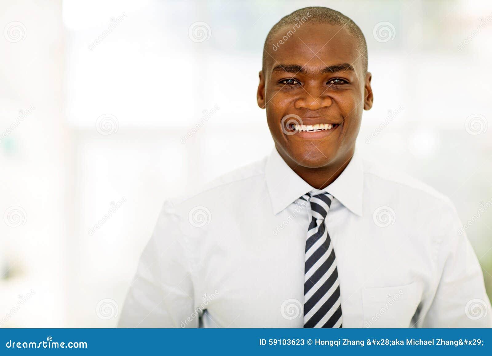 非裔美国人的企业家办公室