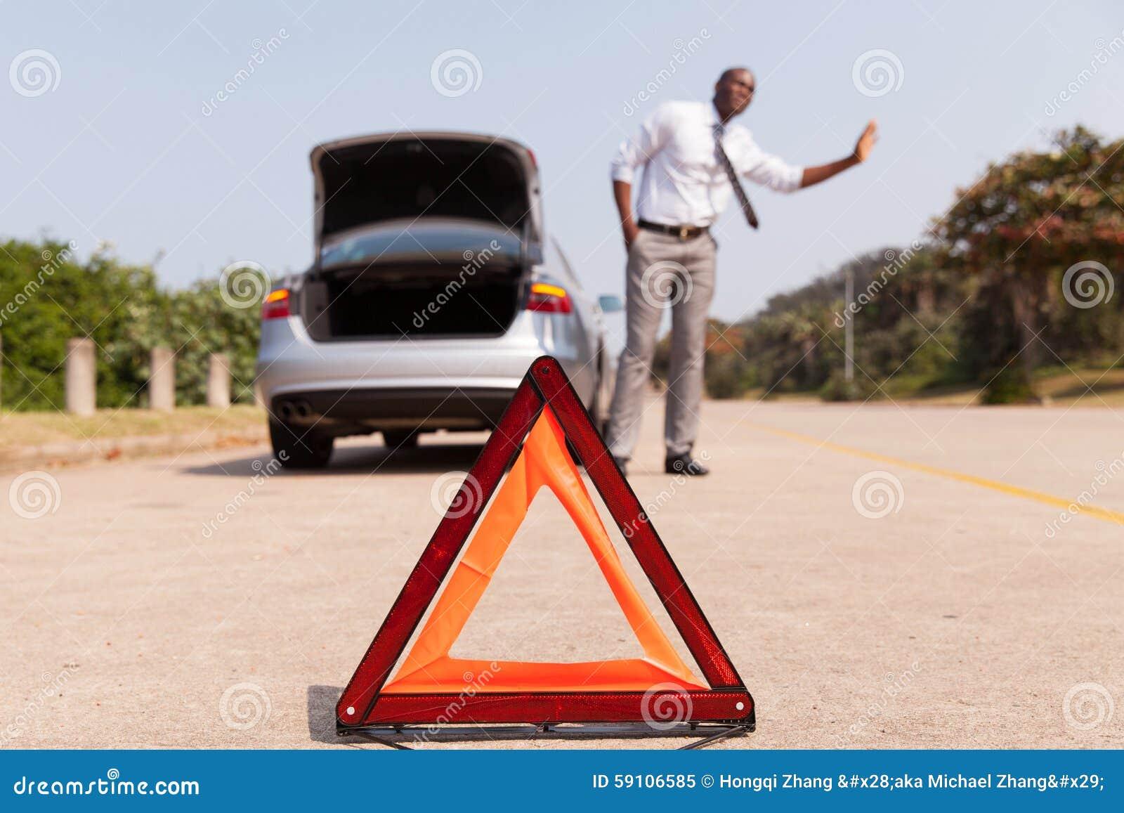 非洲人汽车故障