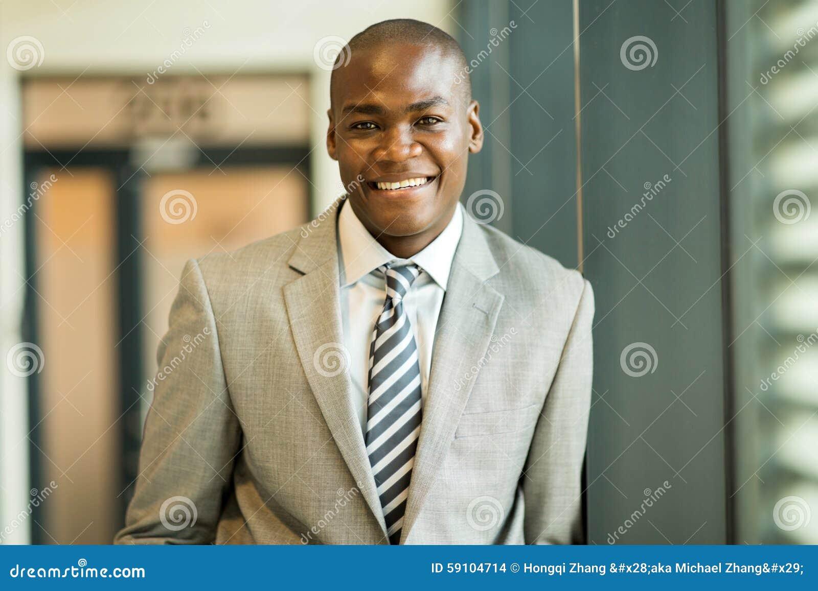 非洲商业主管