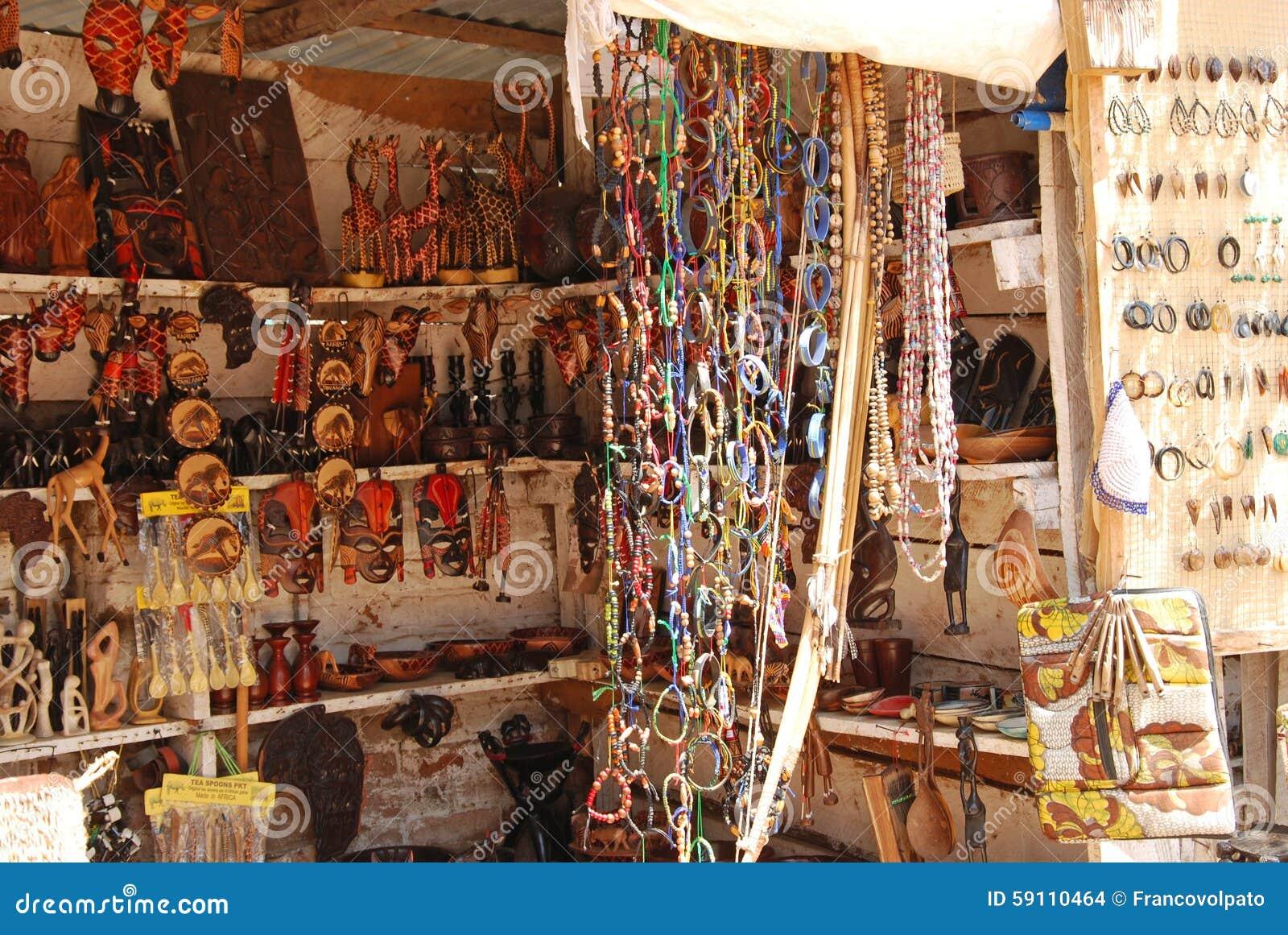 非洲工艺项目待售在市场上在伊林加在坦桑尼亚