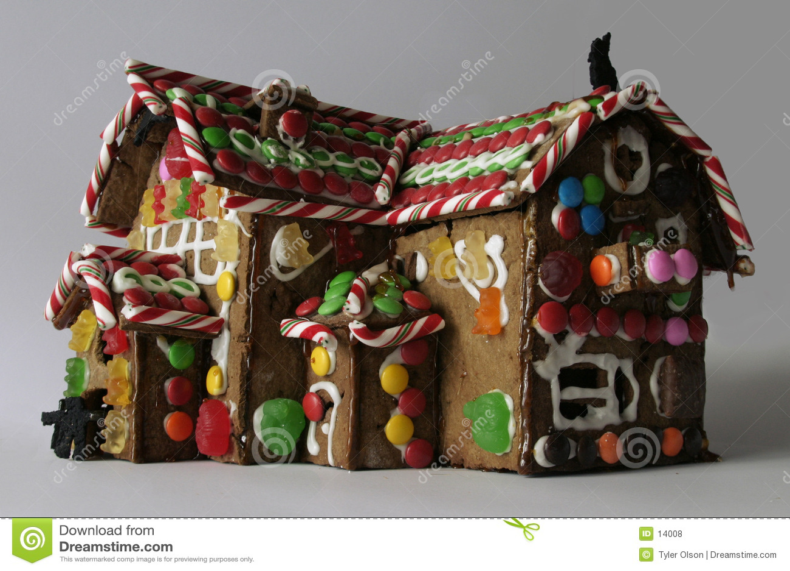 面包姜房子