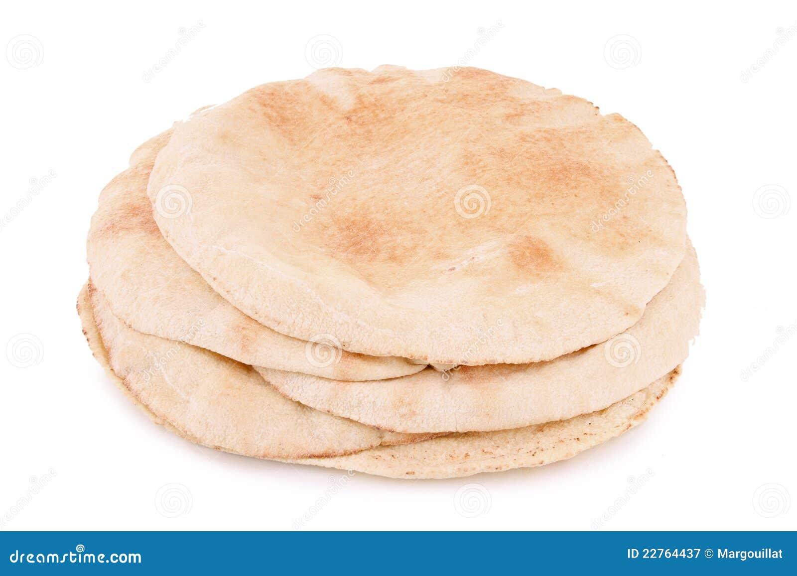 面包查出的pita