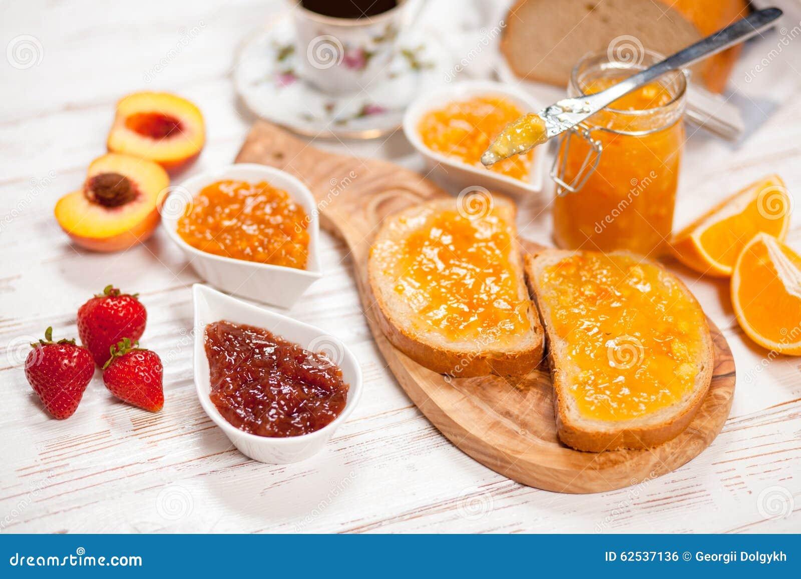 面包片用果酱