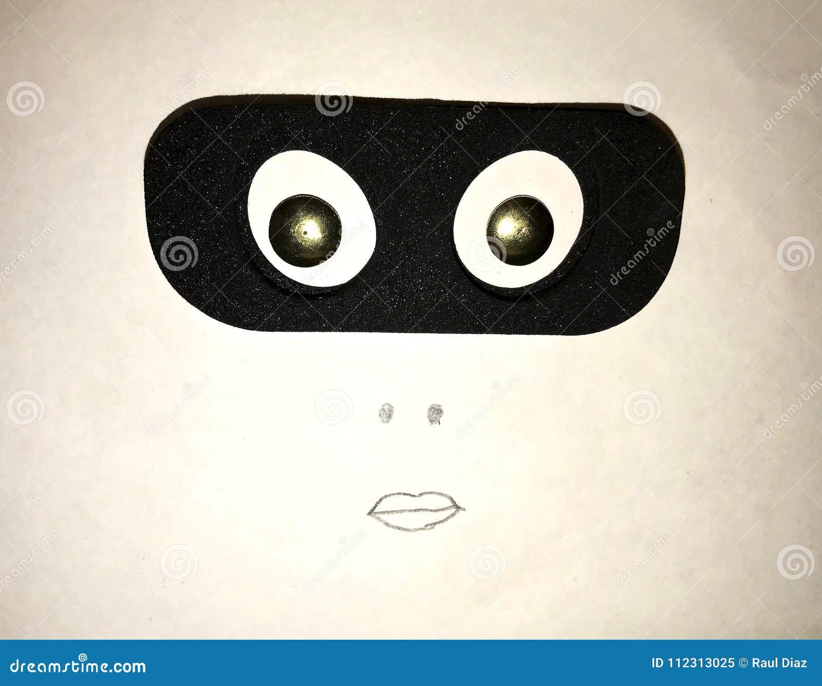 面孔的综合图象