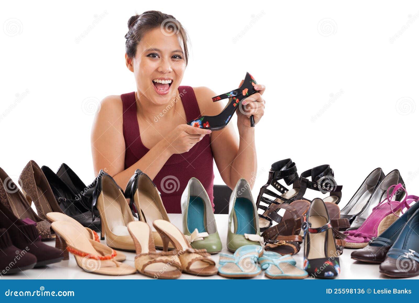 鞋子上瘾者