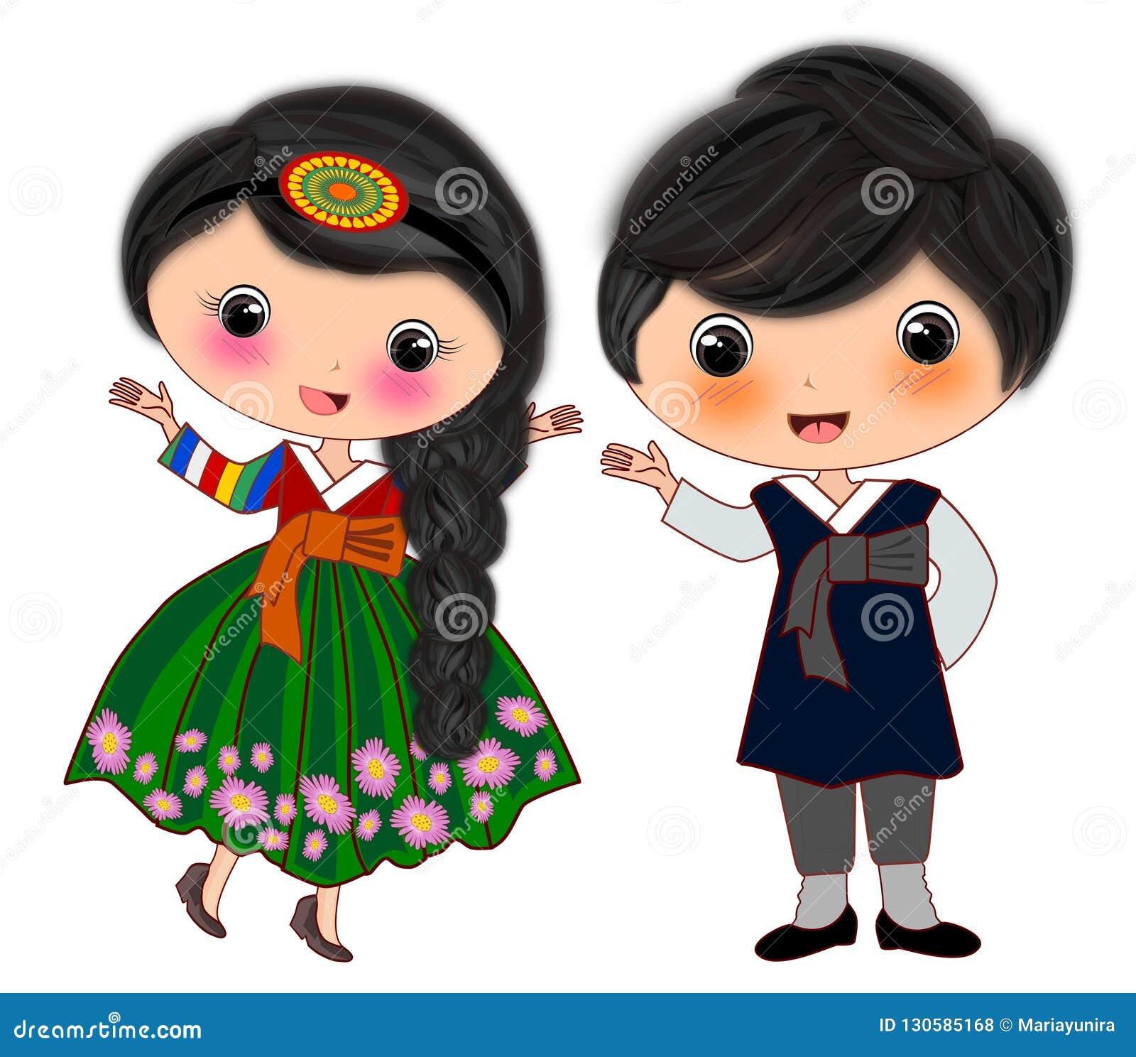 韩国夫妇服装