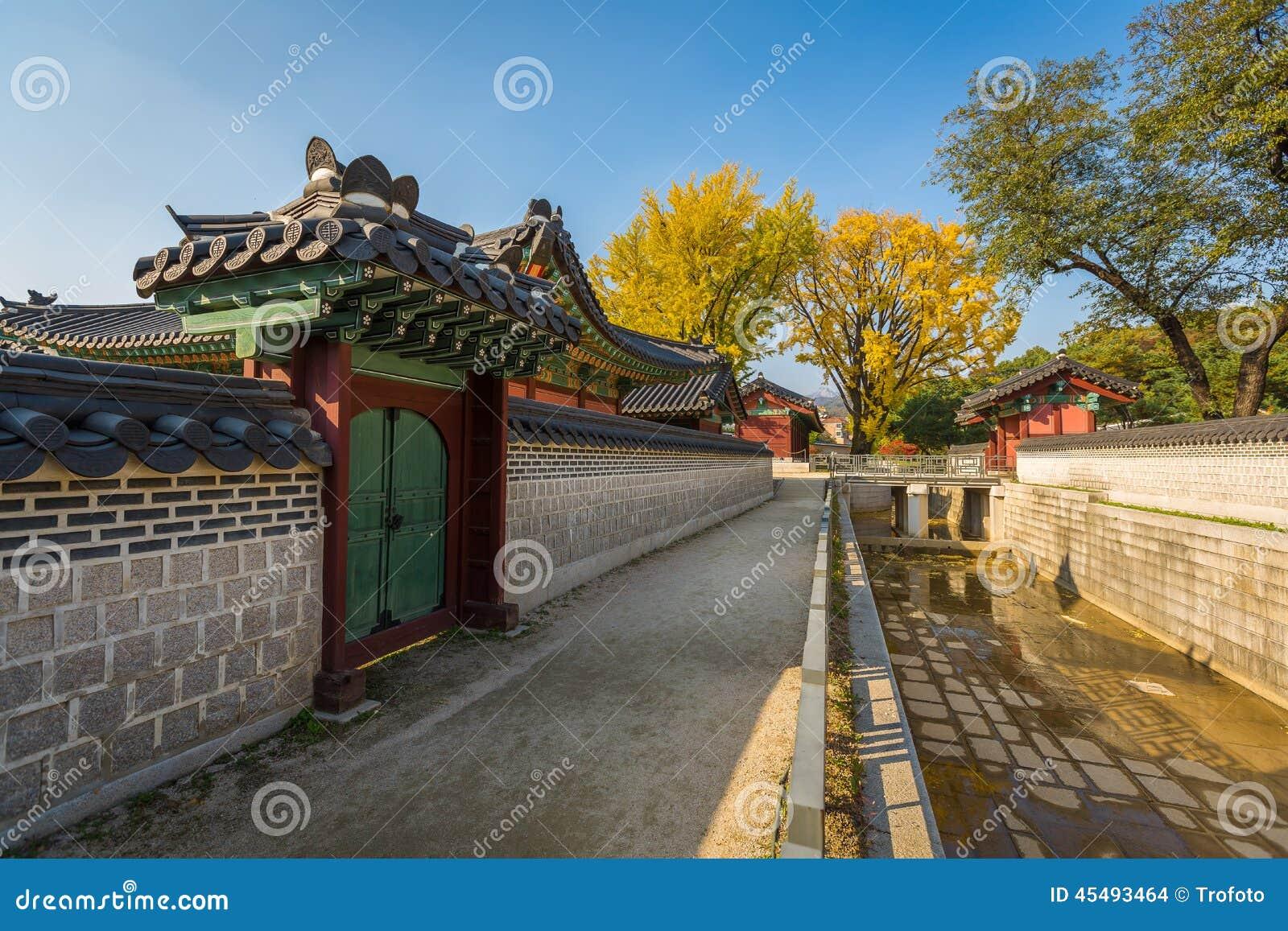 韩文传统结构