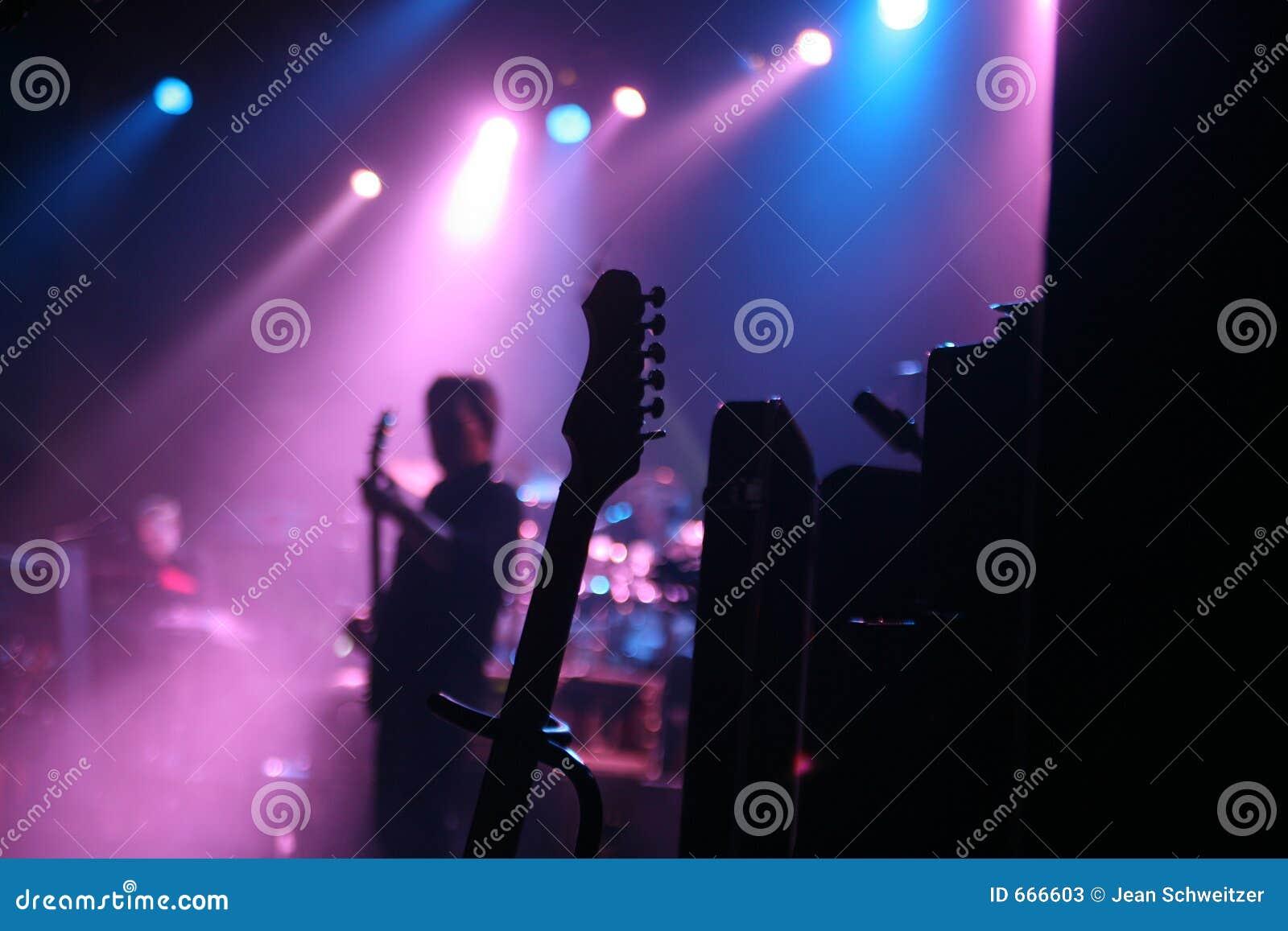 音乐会岩石