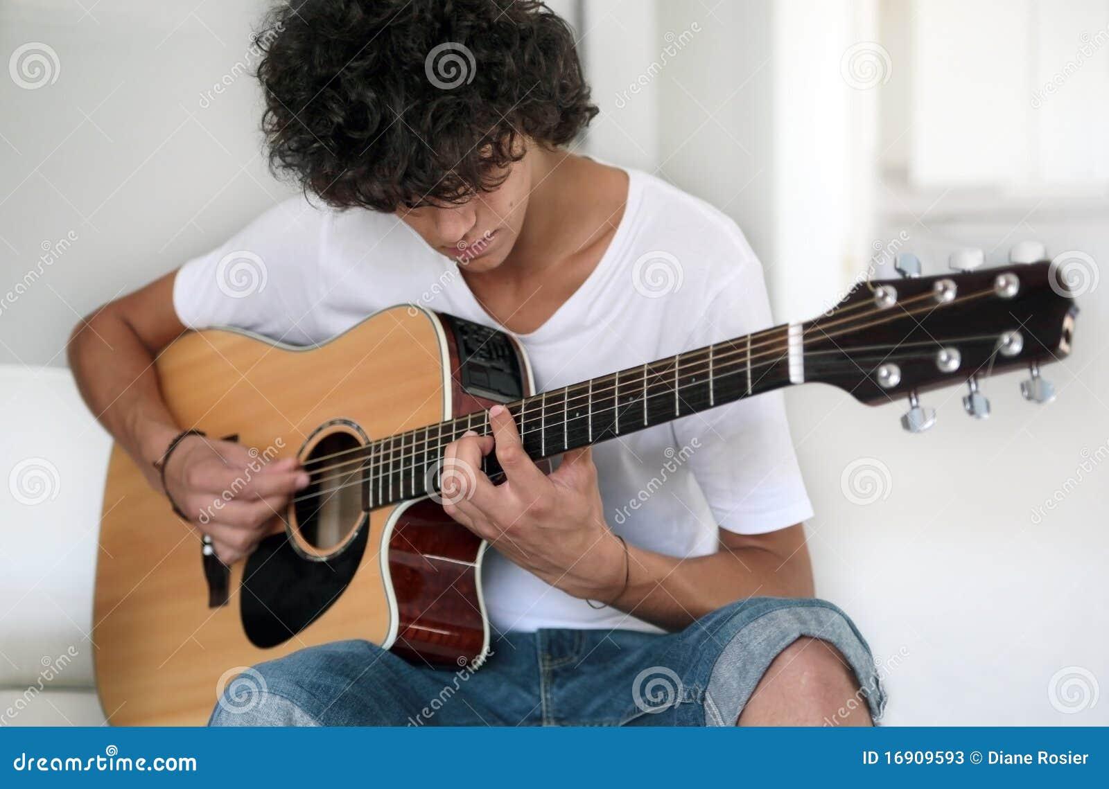 音乐家年轻人