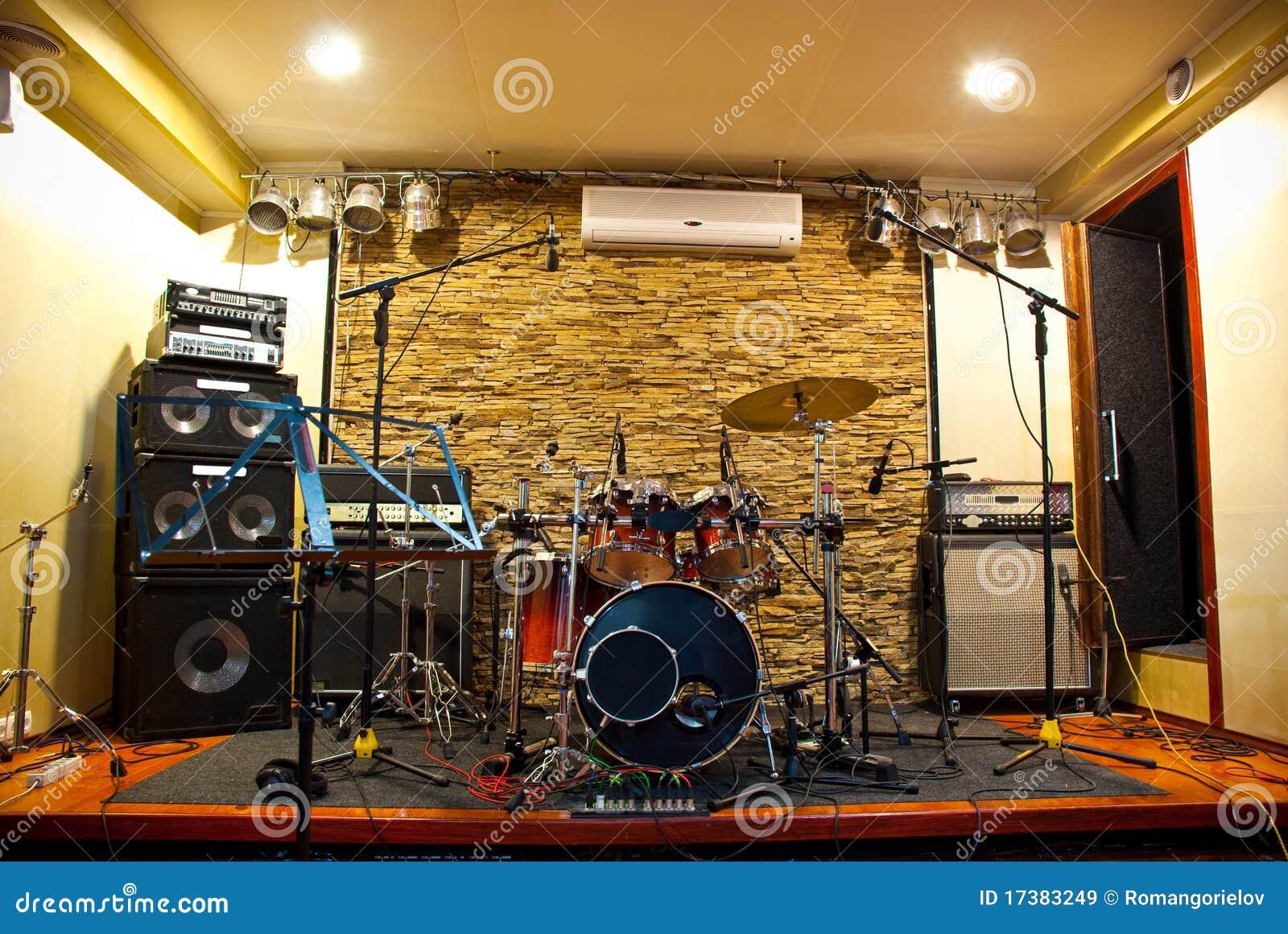 音乐工作室