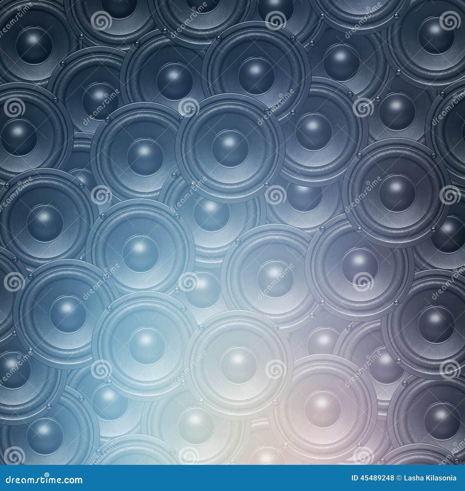 音频音乐报告人背景