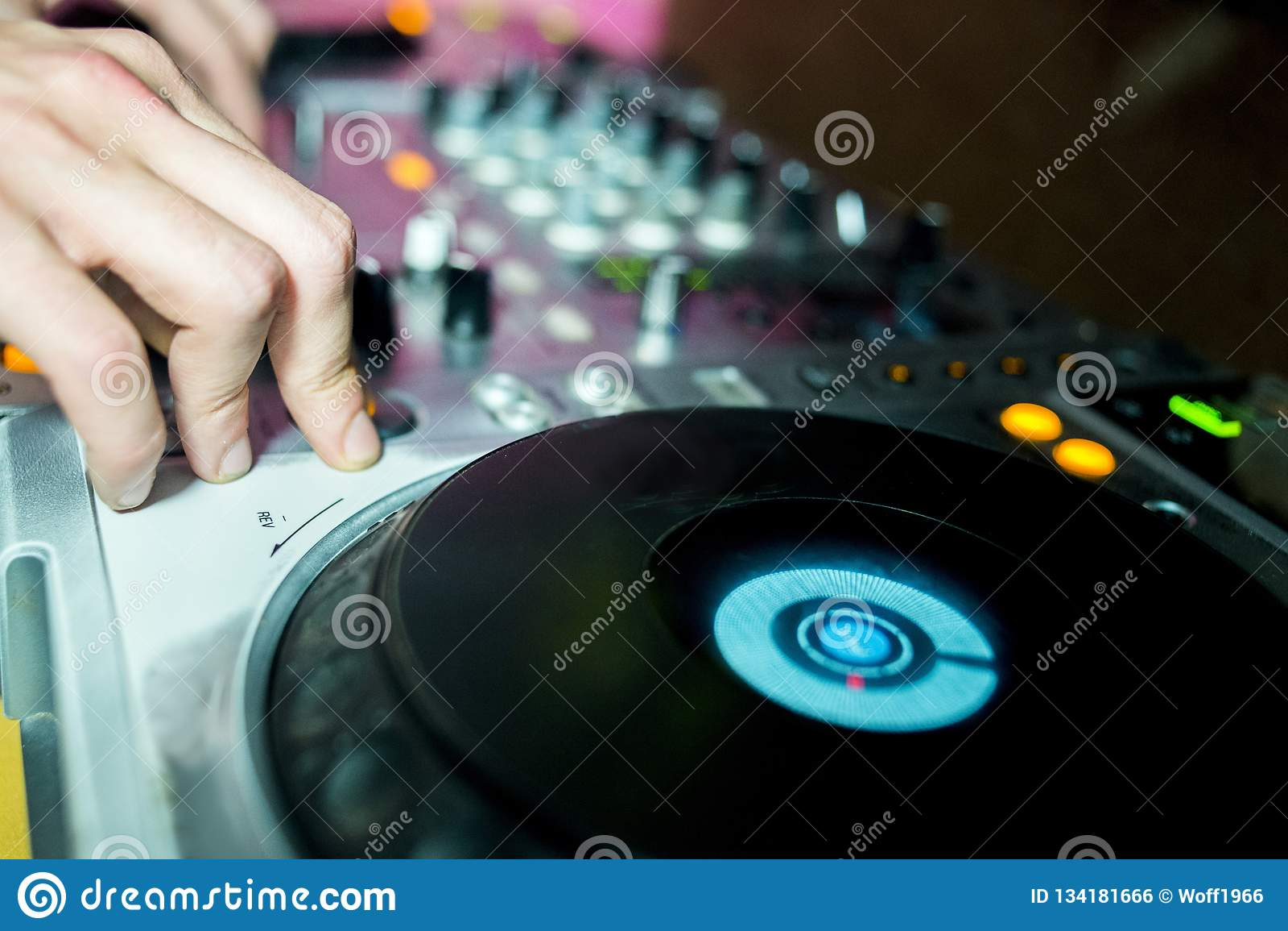 音频,俱乐部,控制台,控制