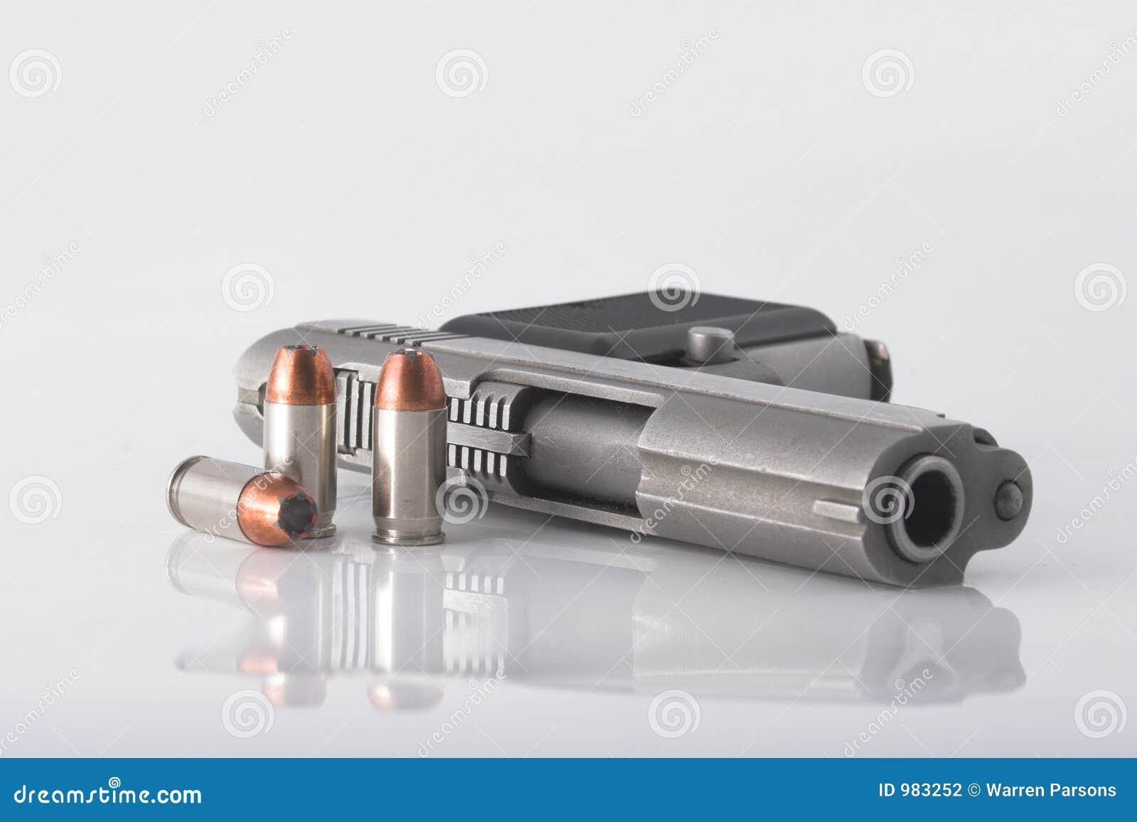 项目符号手枪