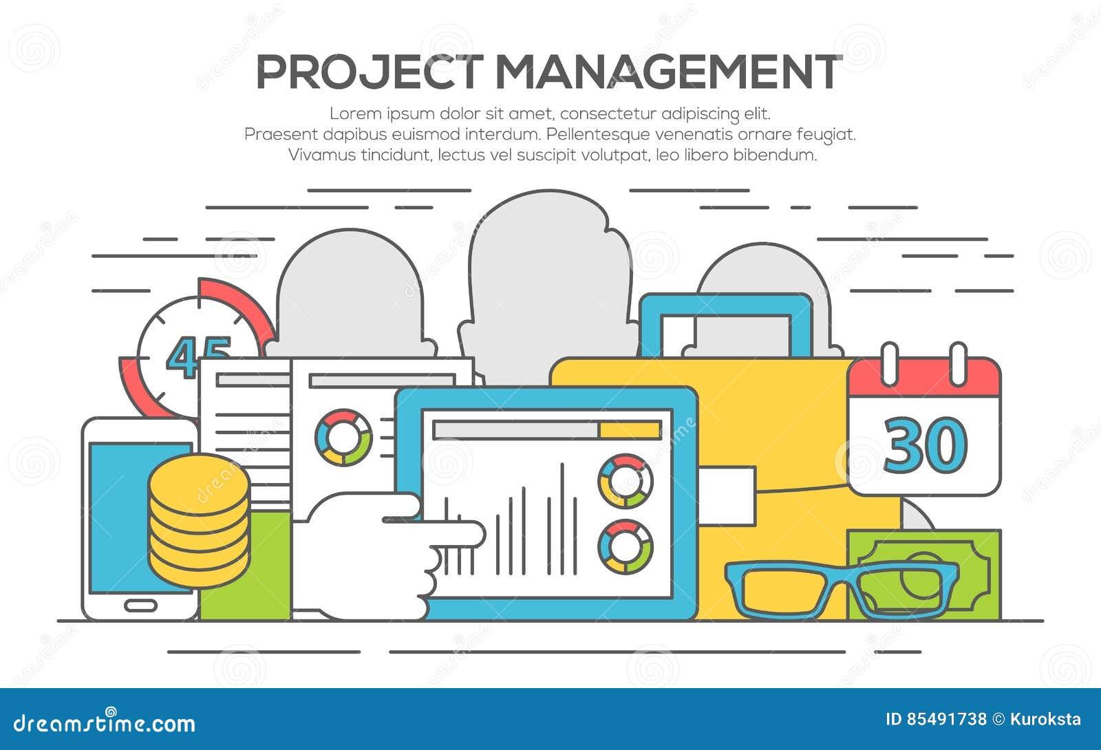 项目管理企业概念