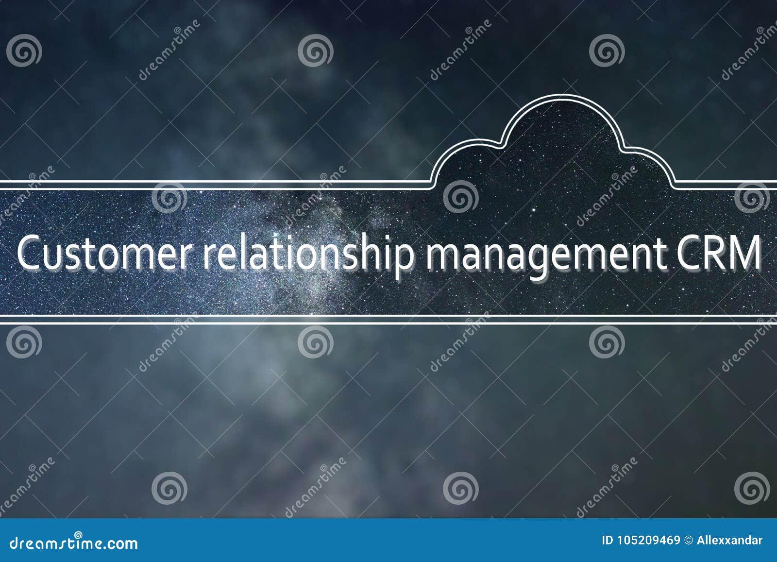 顾客关系管理客户关系管理词云彩概念 空间