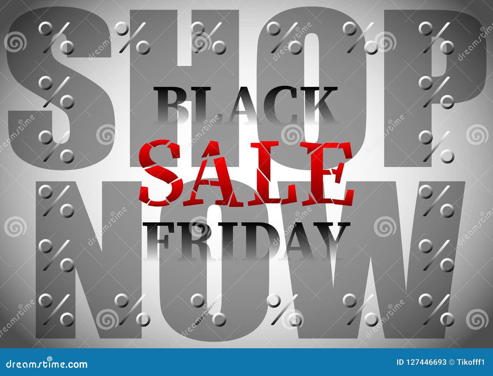 题字,字法,说明,现在题为黑星期五销售,商店,百分之