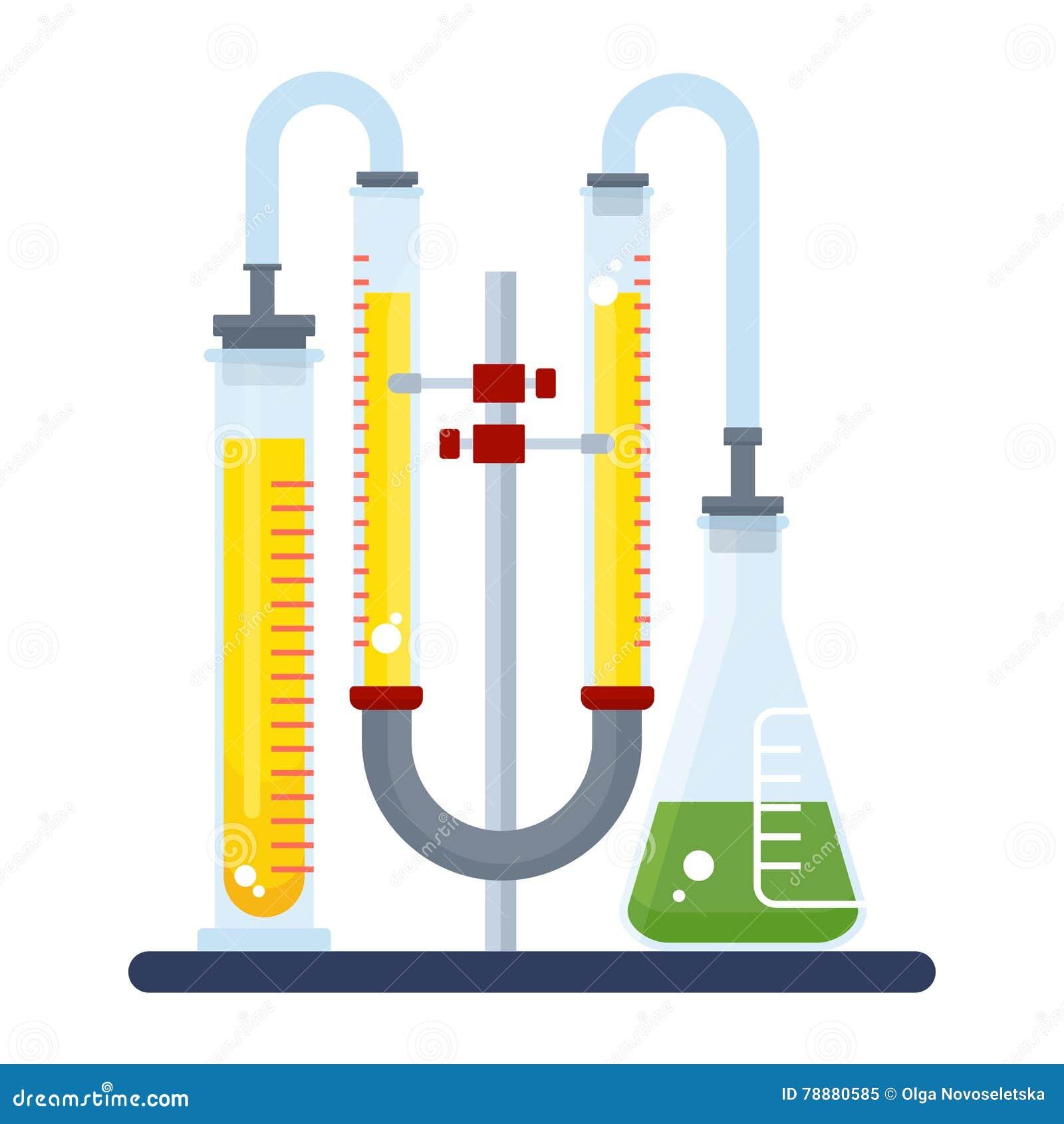 颜色化学制品实验室