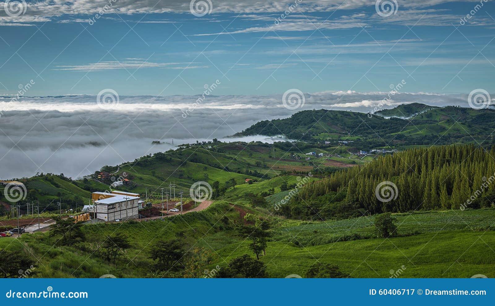 风景旅行视图