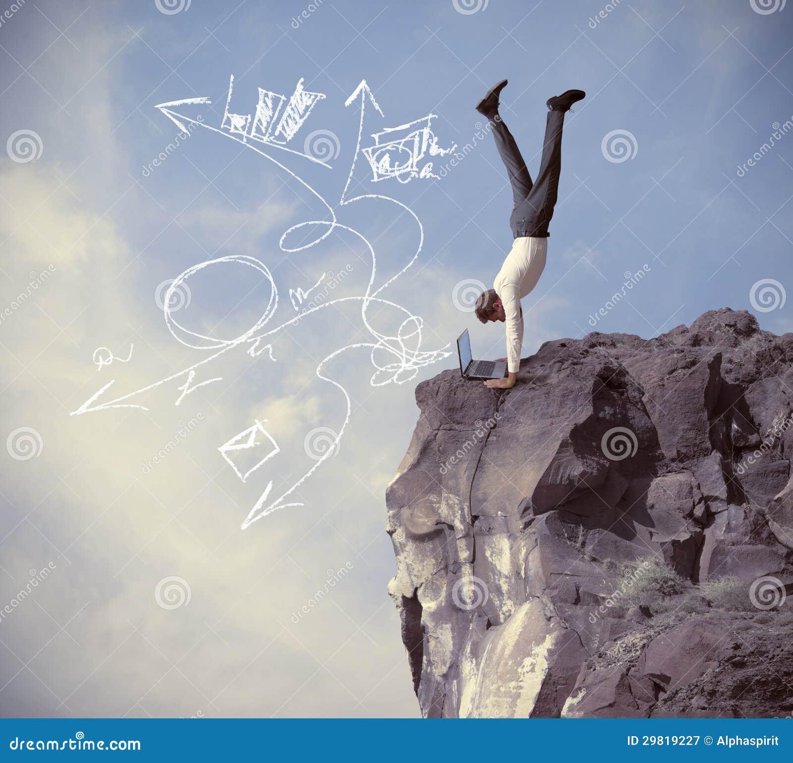 企业生命力的风险和挑战