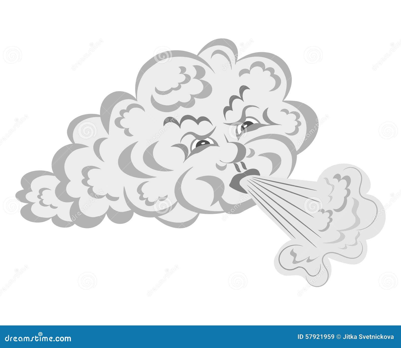 风从云彩吹