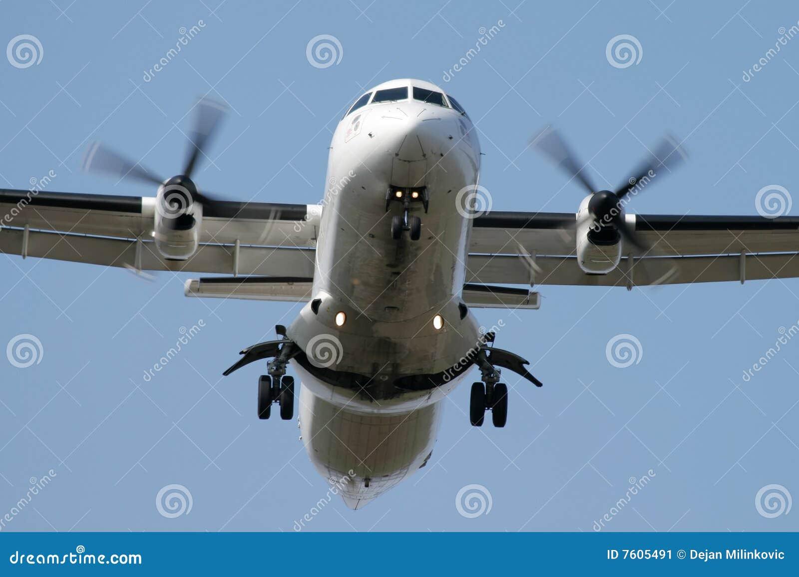 飞机支柱涡轮