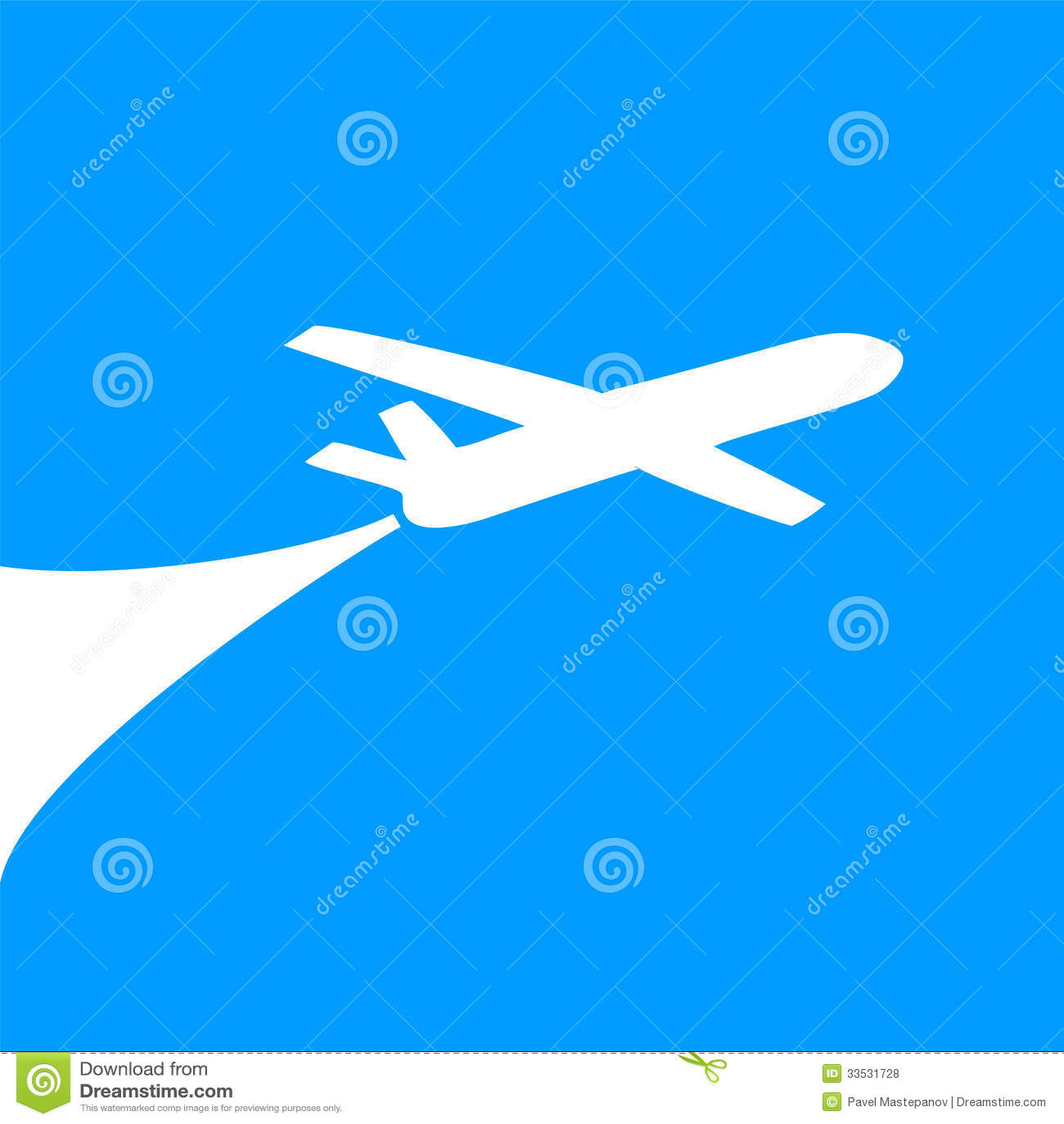 飞机标志设计