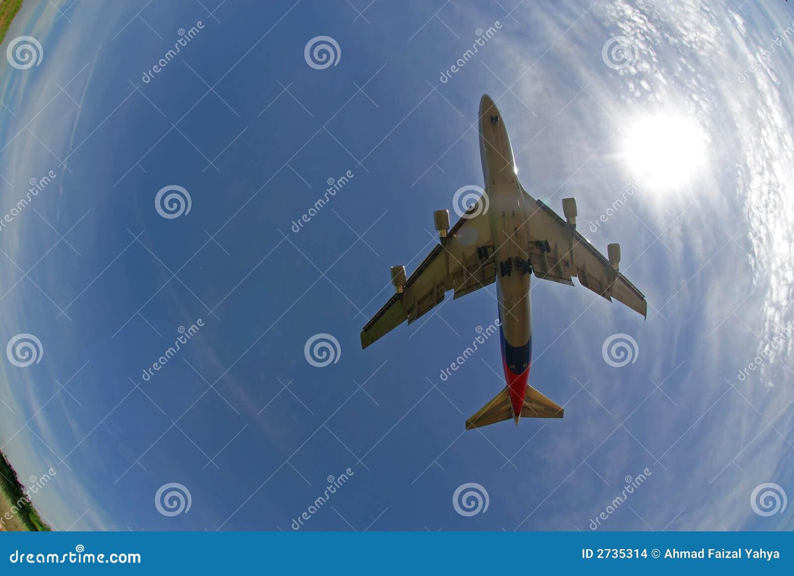 飞机照片股票