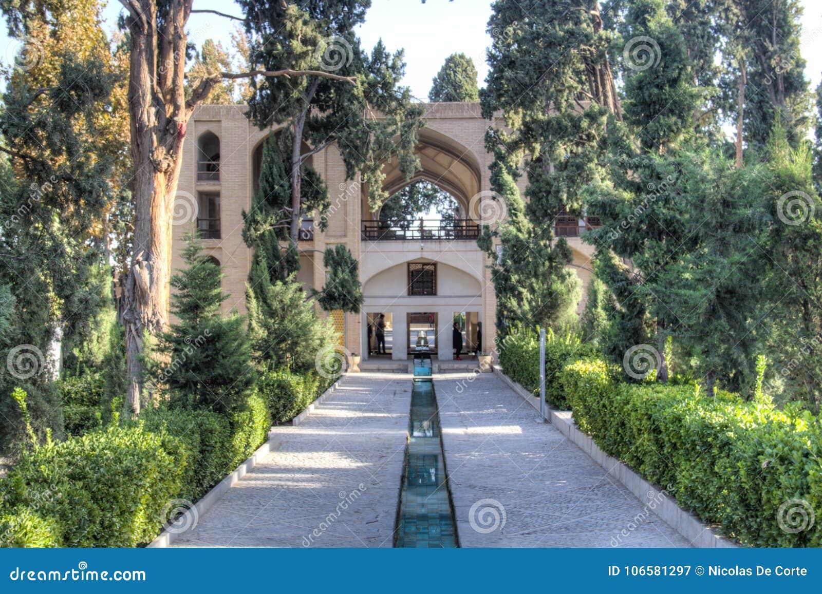 飞翅庭院在喀山,伊朗