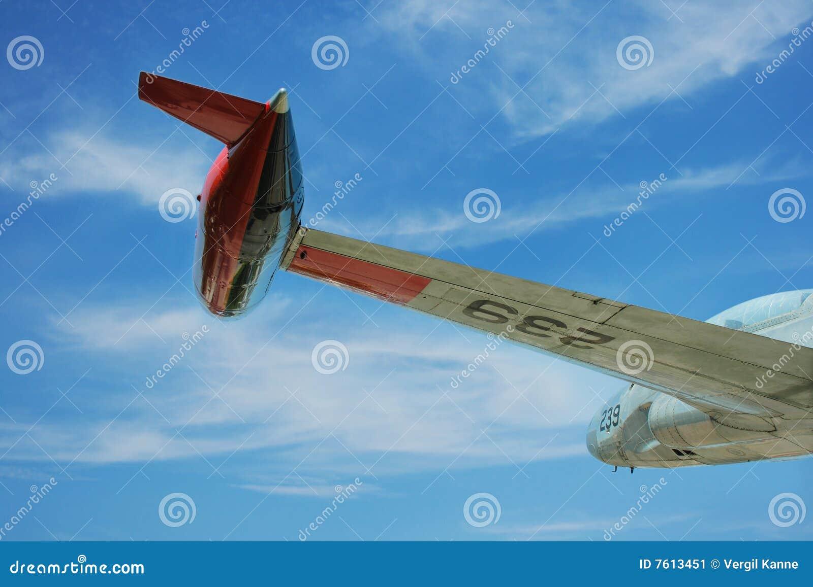 飞行喷气机老翼