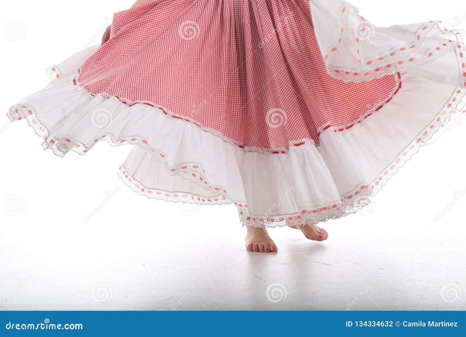 飞行的裙子