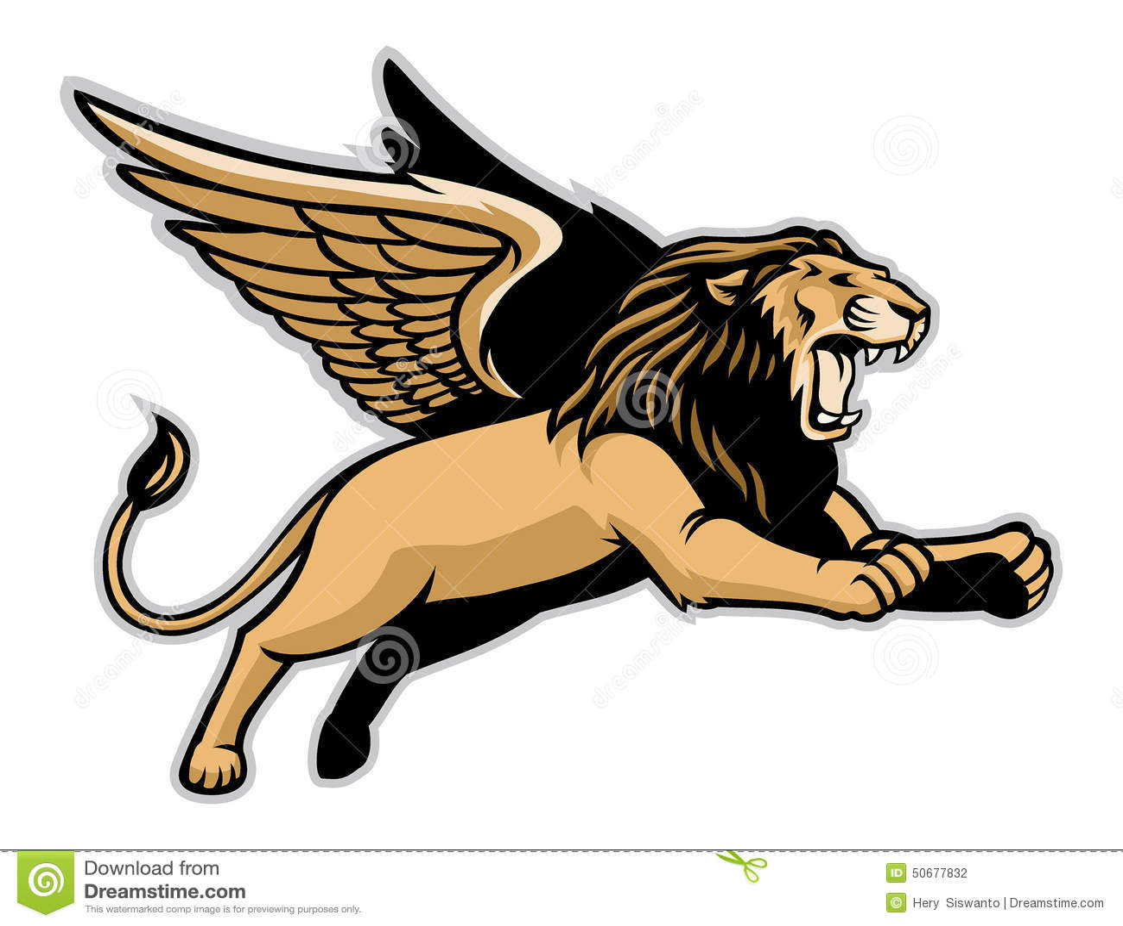 Download 飞行的飞过的狮子 向量例证. 插画 包括有 browne, agiler, 危险, 勇气, 国王, 头发 - 50677832