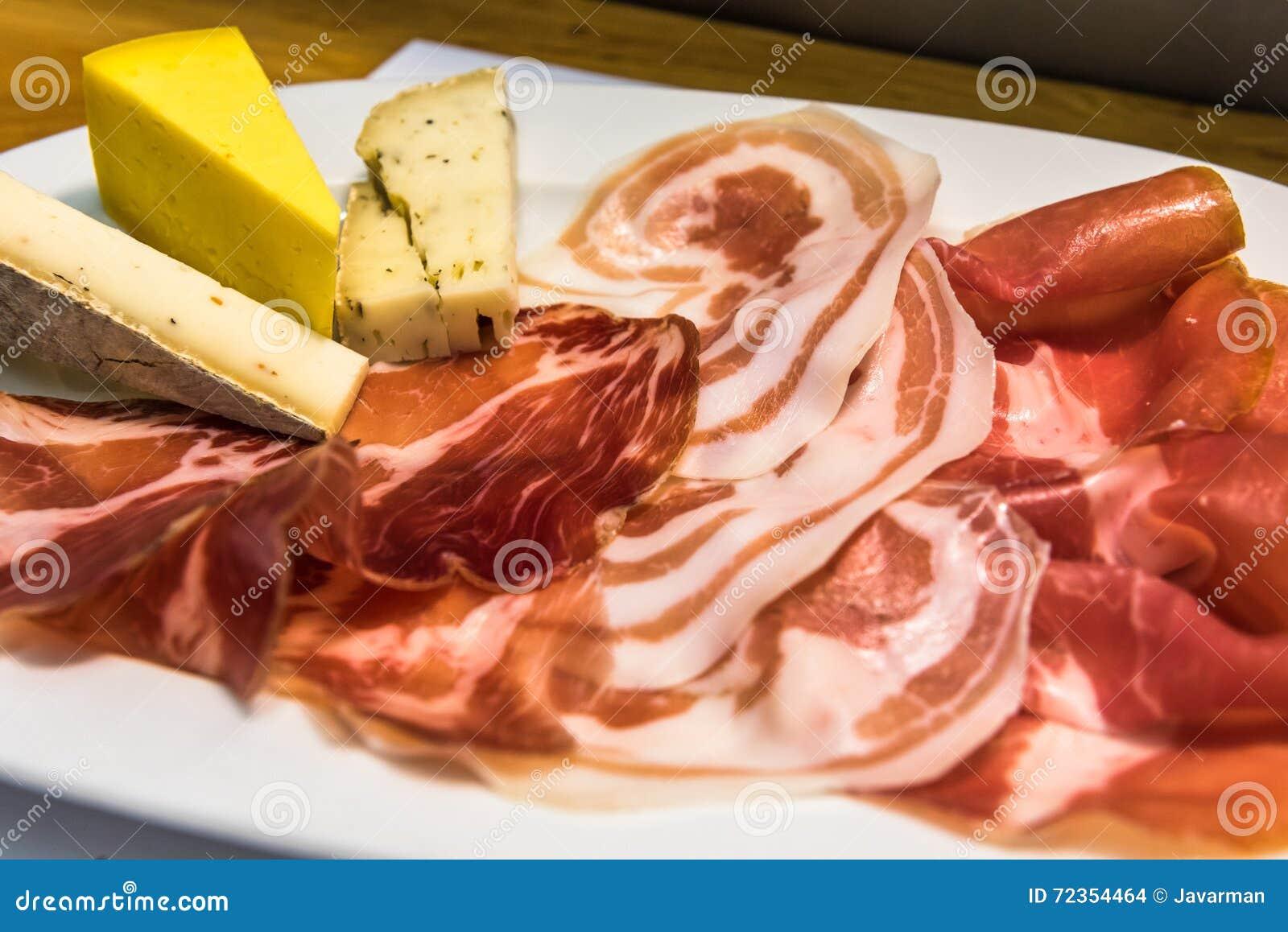 食家熟食店委员会,意大利样式aperitivo