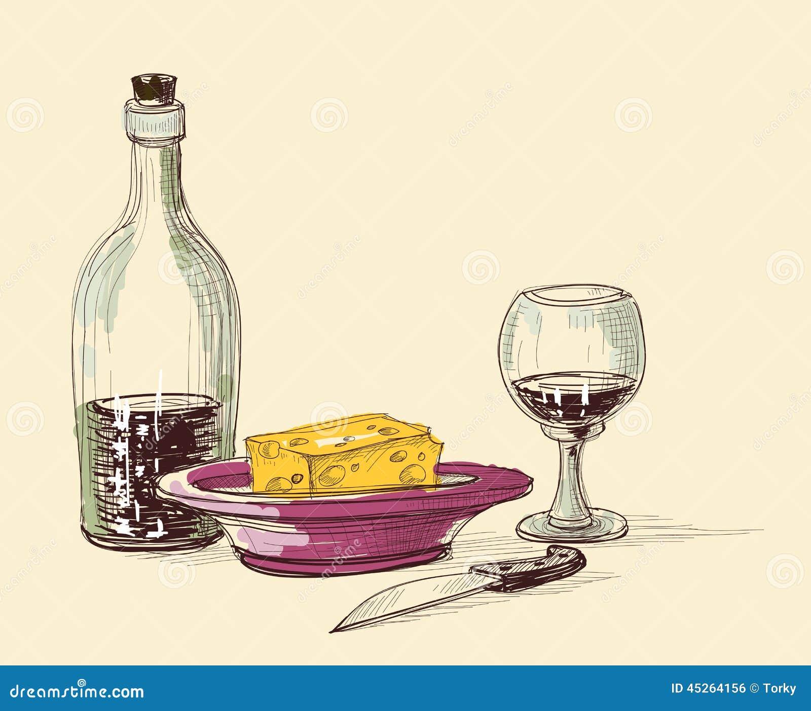 食物和饮料构成