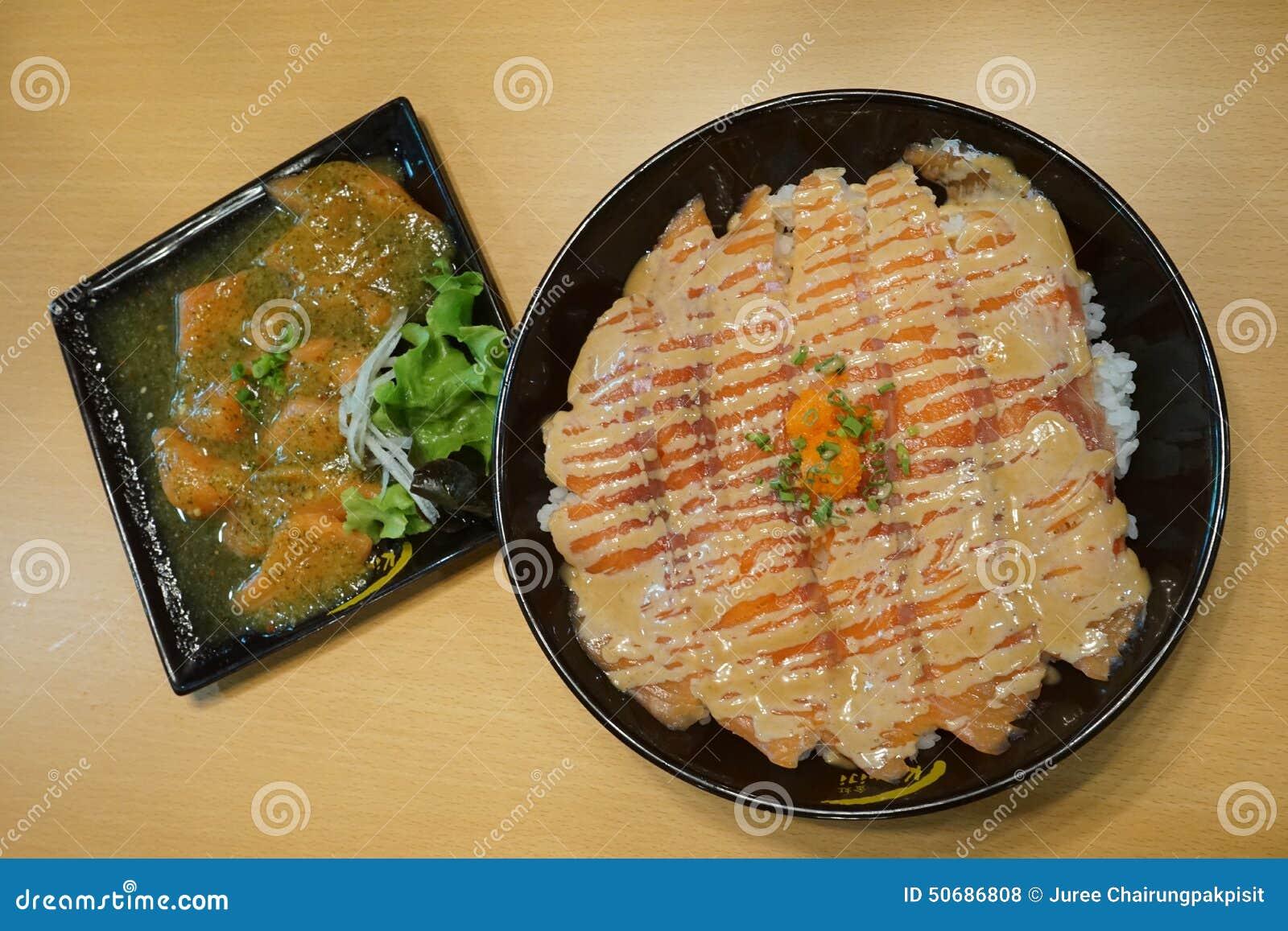 Download 食物 库存照片. 图片 包括有 三文鱼, 沙拉, 蔬菜, 食物 - 50686808