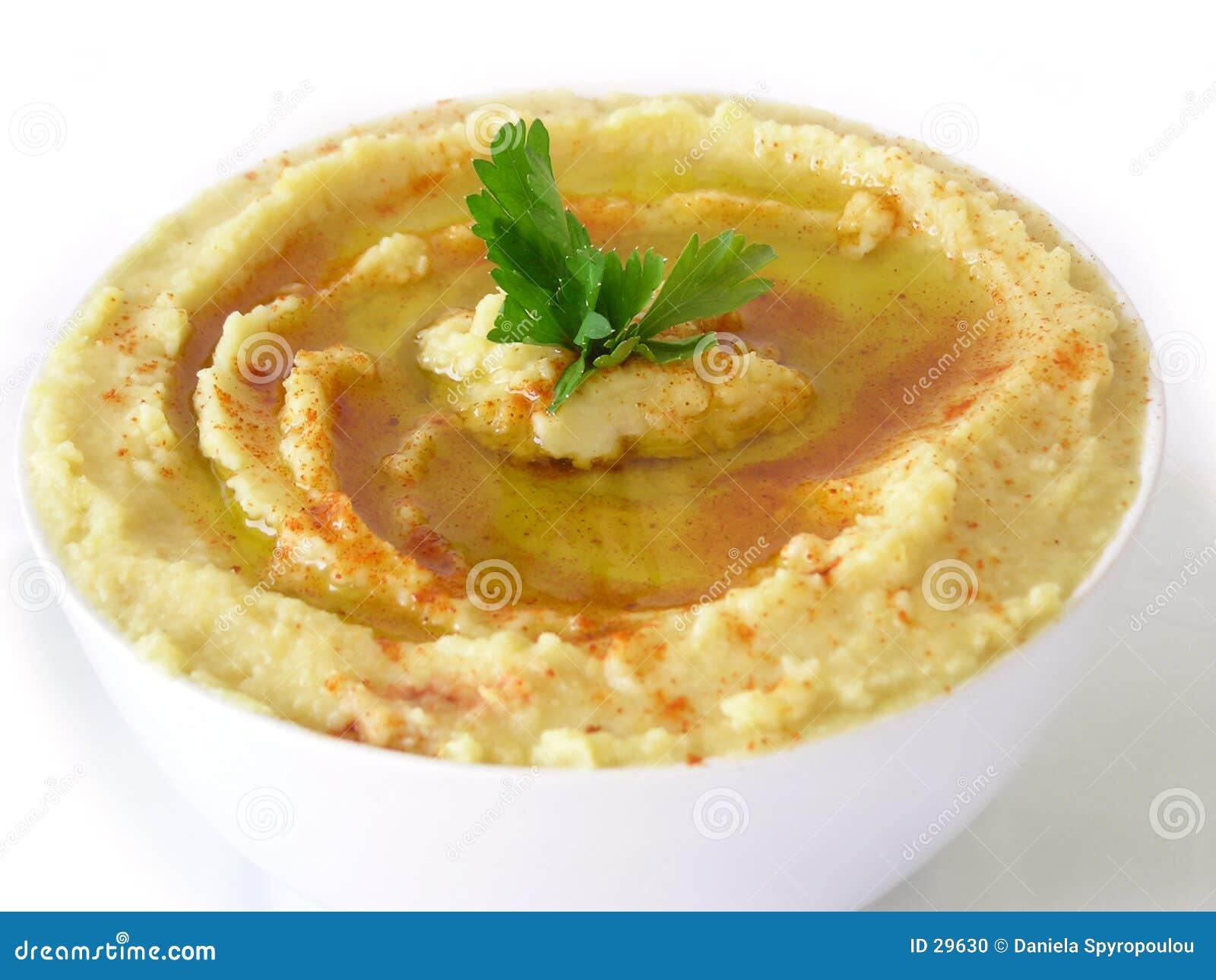 食物hummus黎巴嫩人