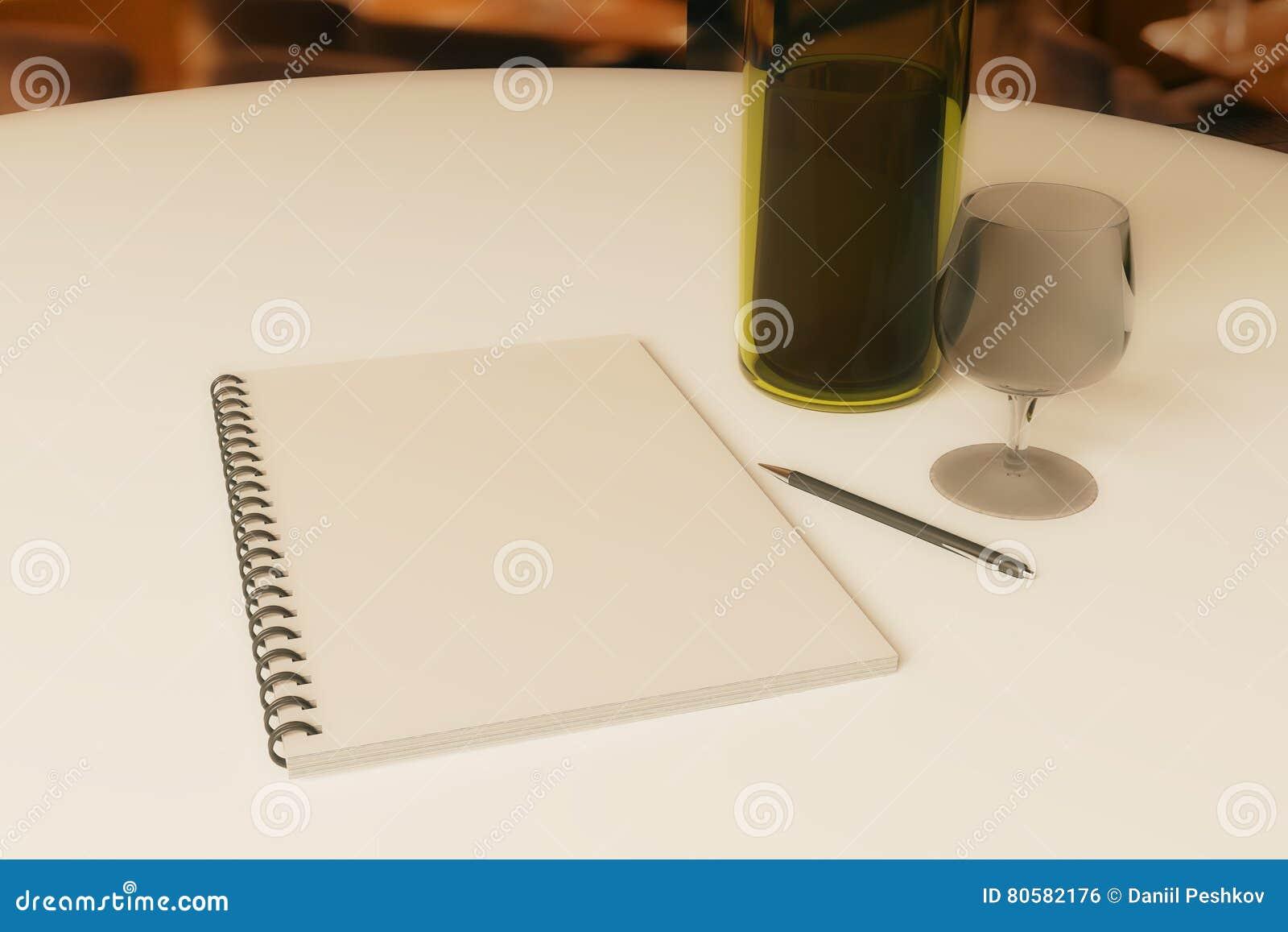 餐馆规定值和批评概念