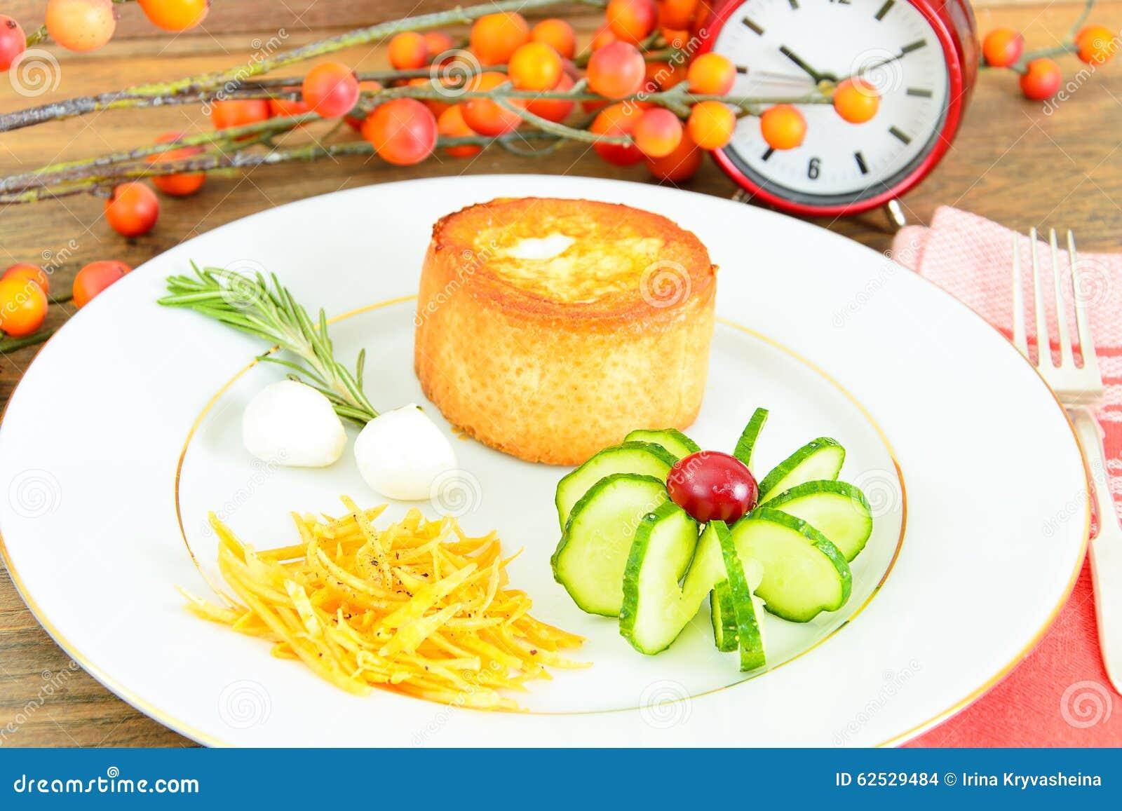 饮食和健康吃:早餐用鸡蛋