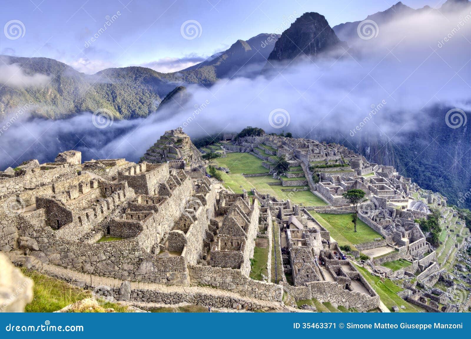 马丘比丘,秘鲁