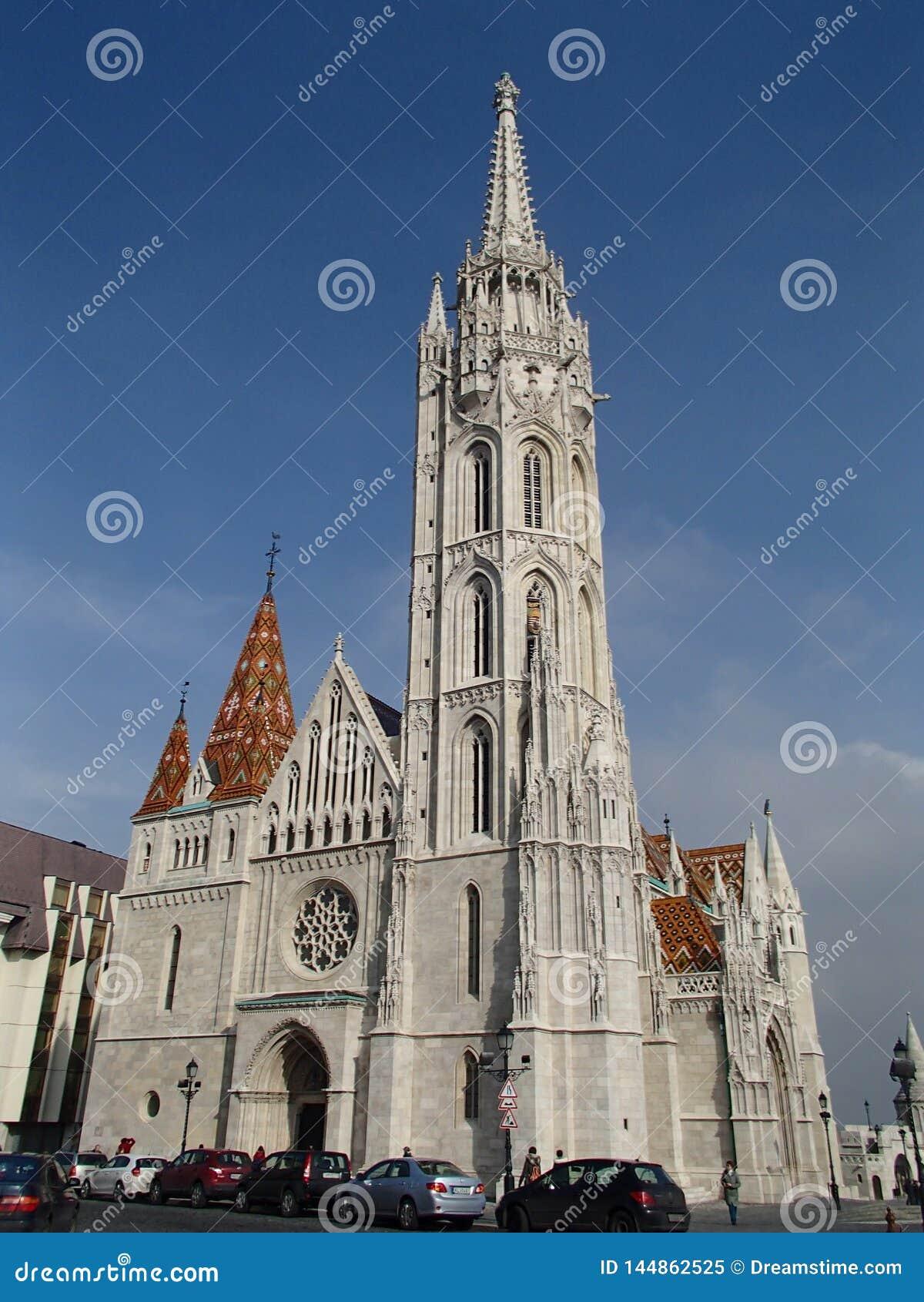 马加什教堂,布达佩斯