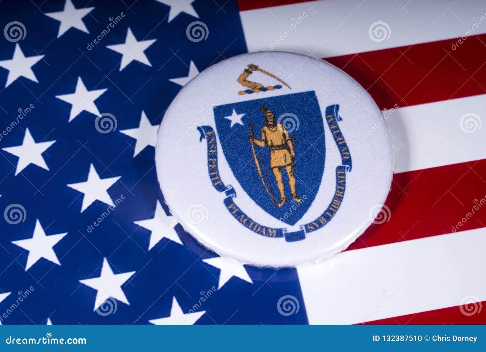马塞诸塞州在美国