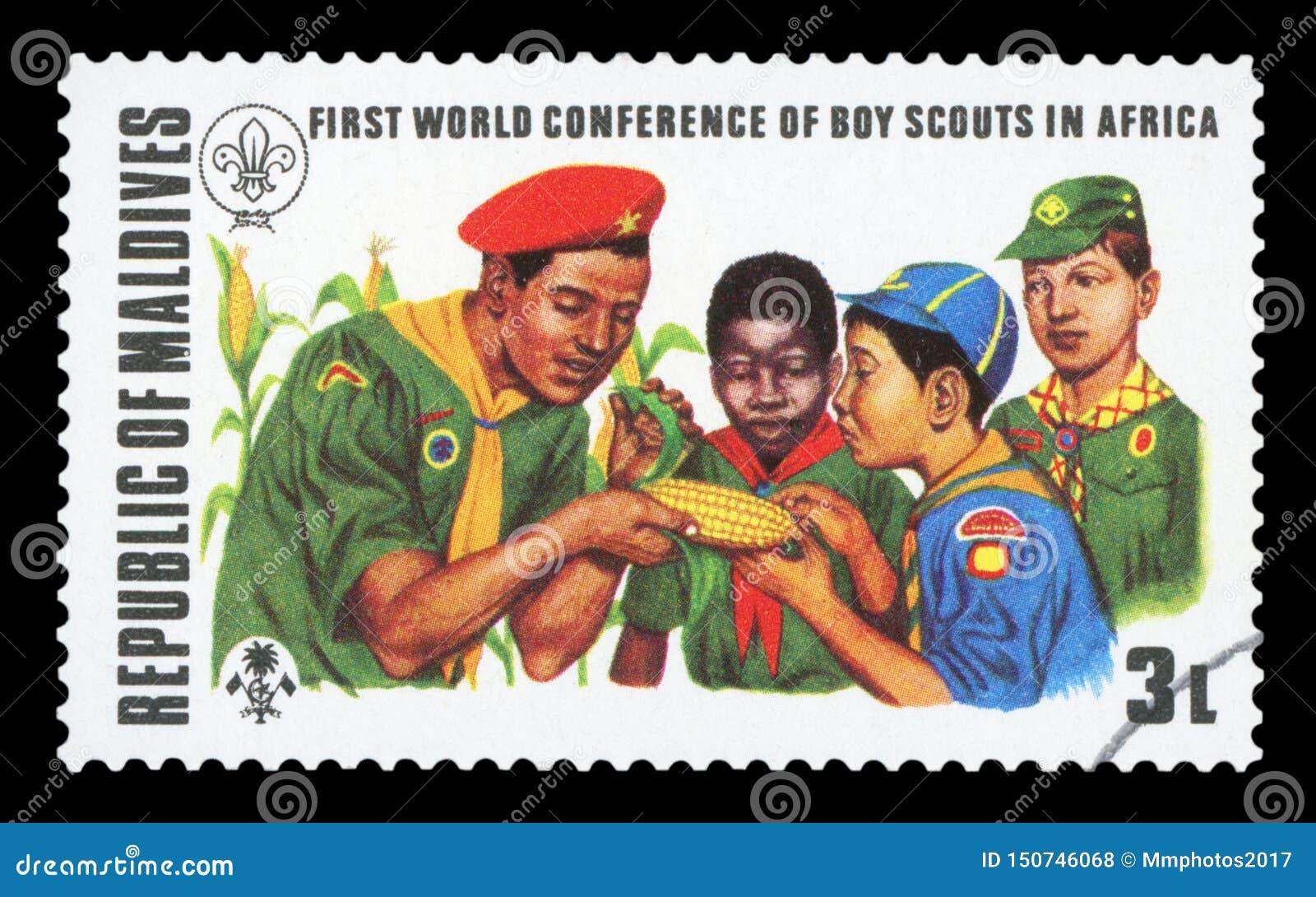 马尔代夫-邮票