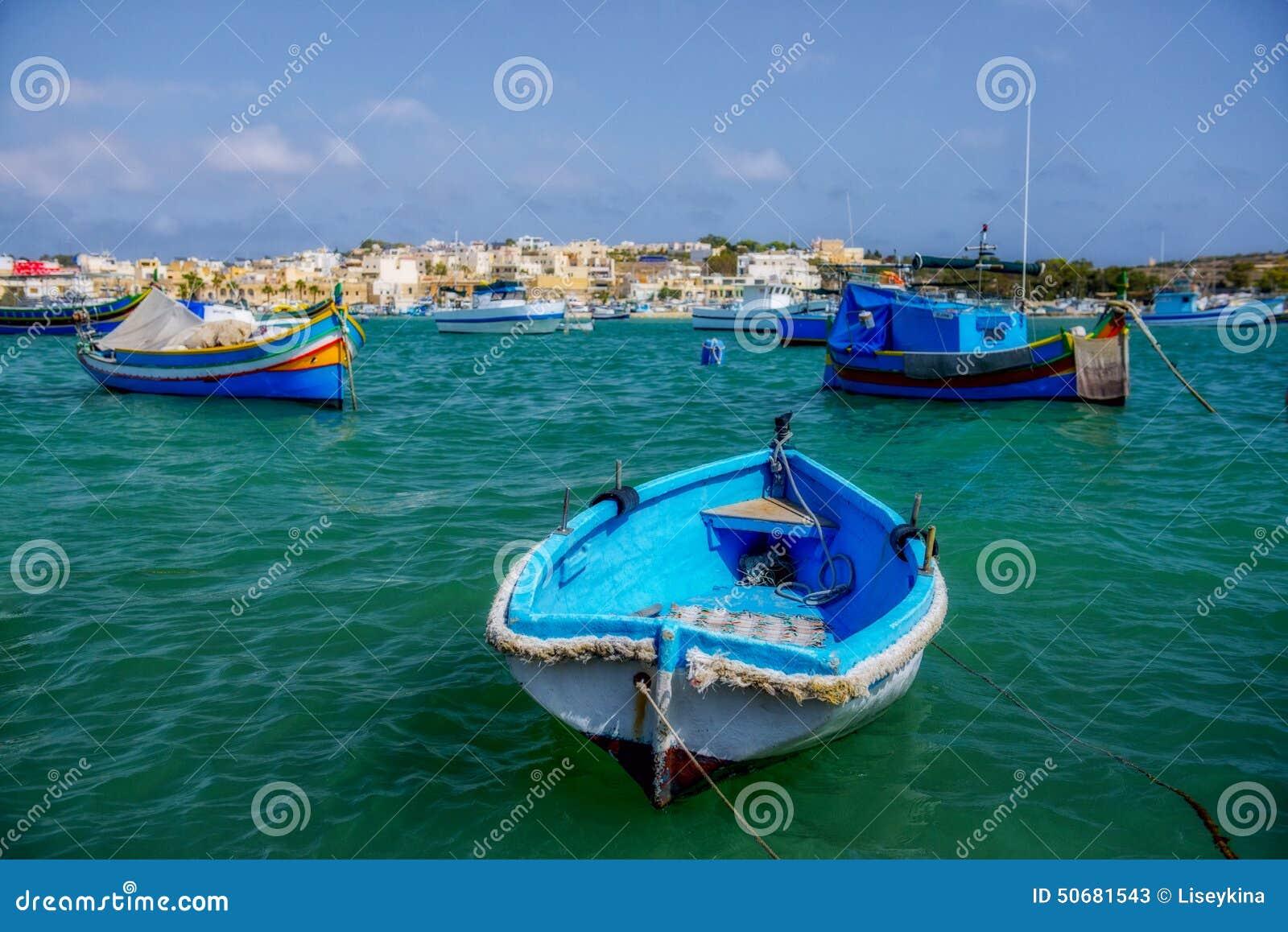 Download 马尔他小船 库存图片. 图片 包括有 海岛, 颜色, 运输, 五颜六色, 平静, 城镇, 地中海, 海运 - 50681543