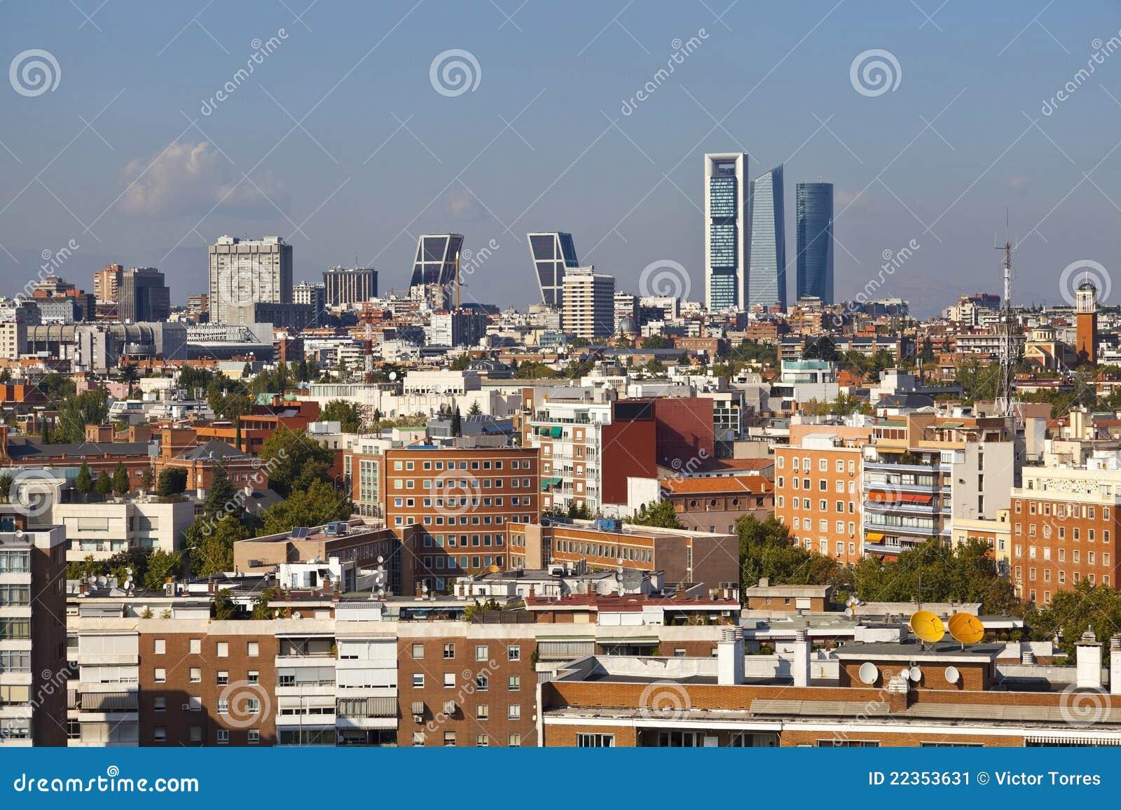 马德里地平线