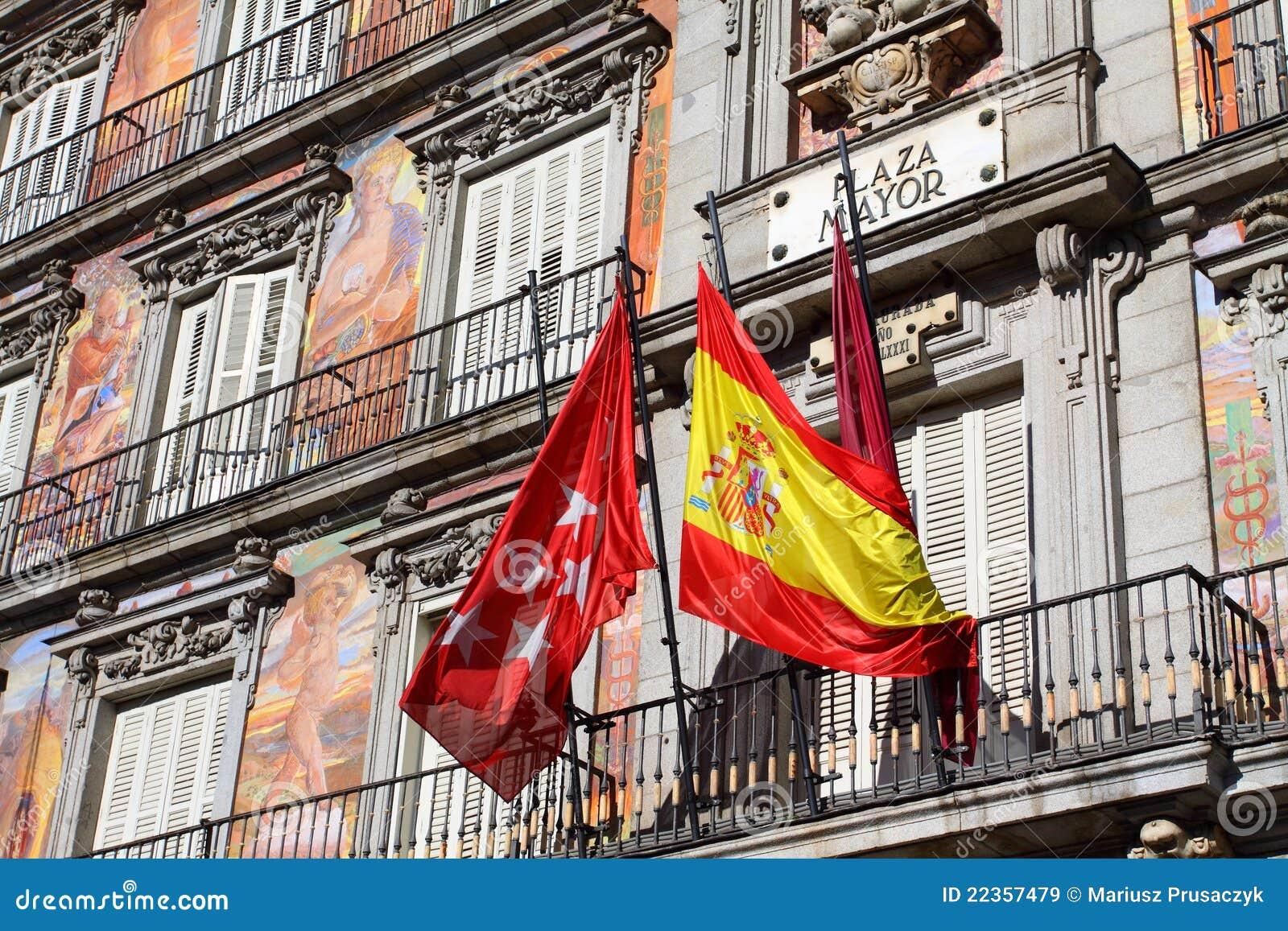 马德里市长palza西班牙