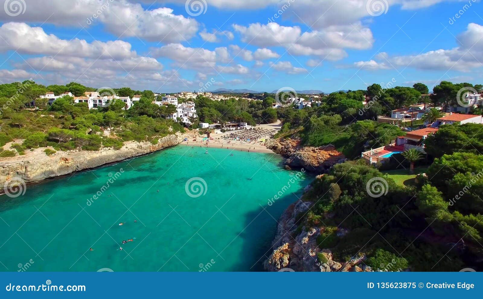 马略卡(马略卡)是一个地中海的西班牙的巴利阿里群岛