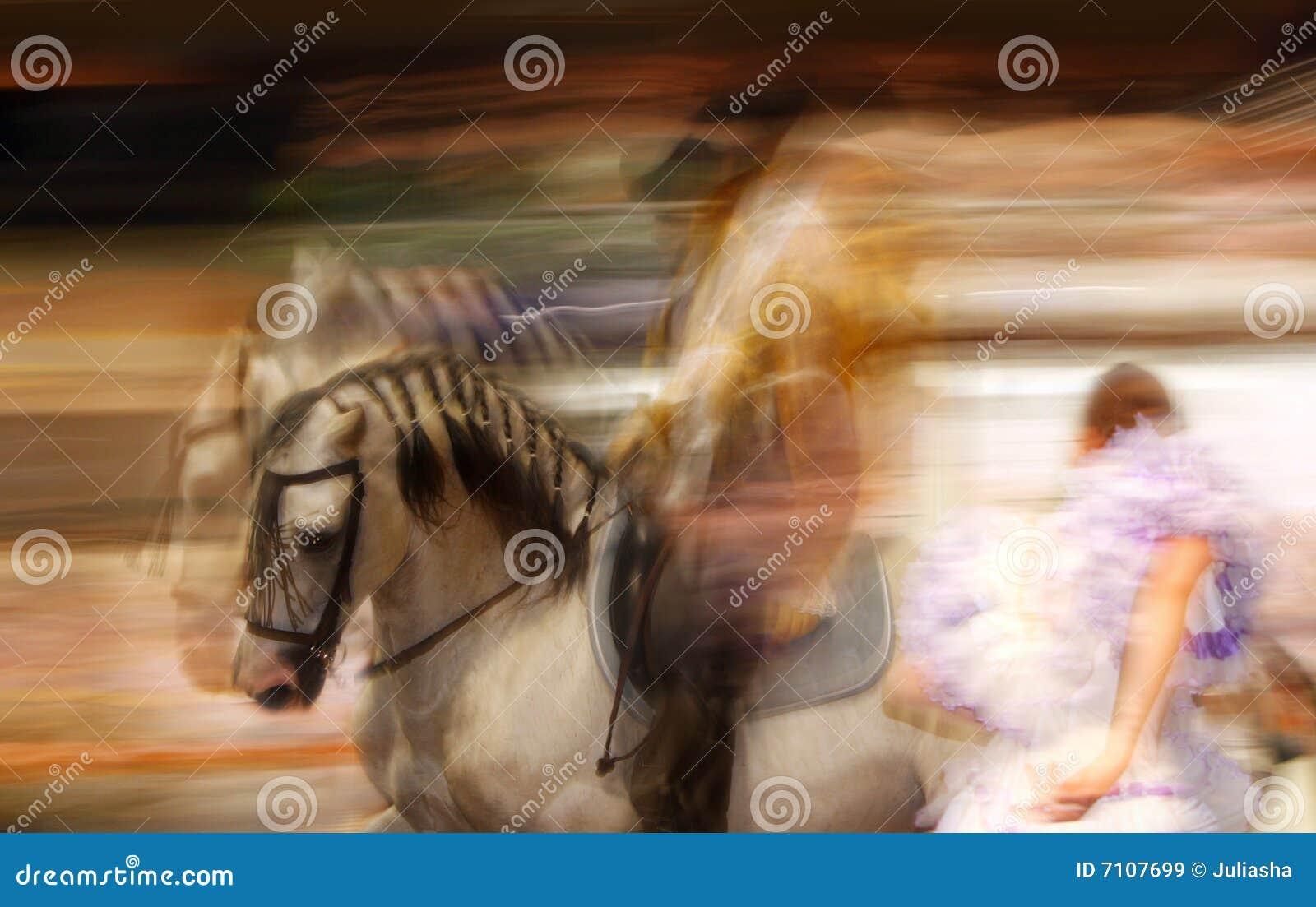 马骑术西班牙语