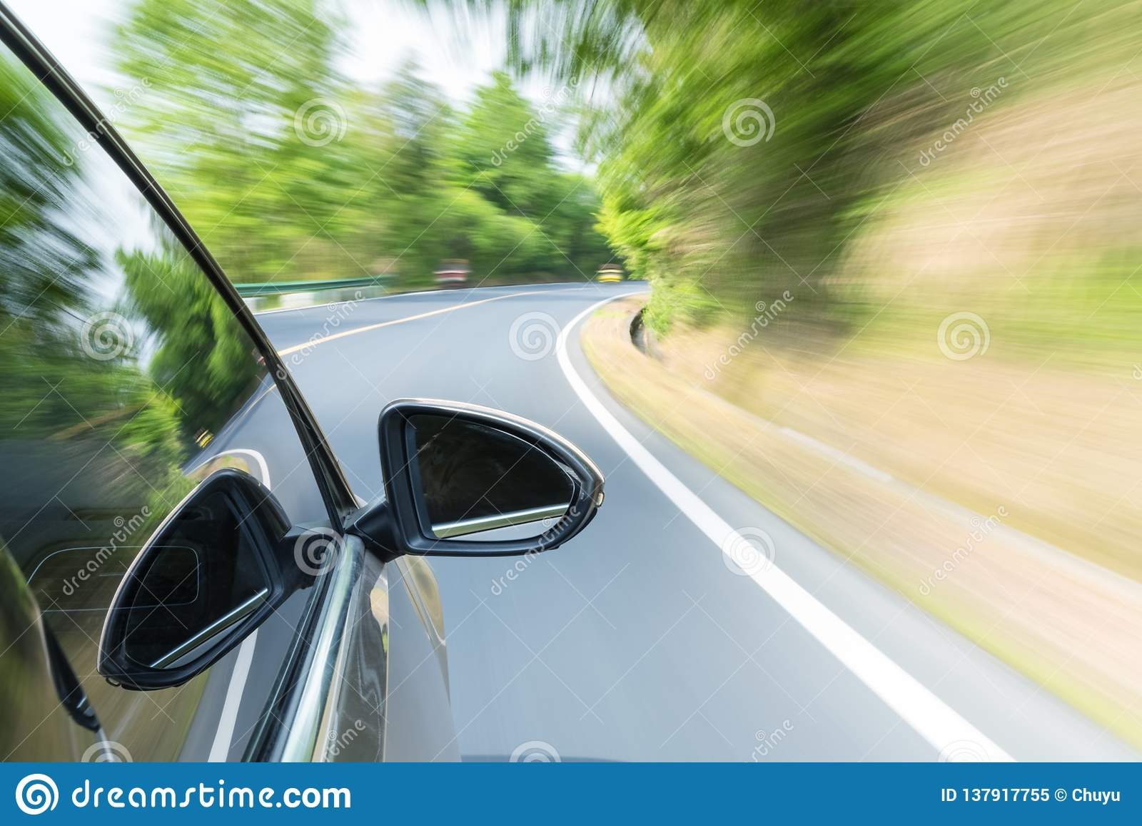 驾车与快动作迷离