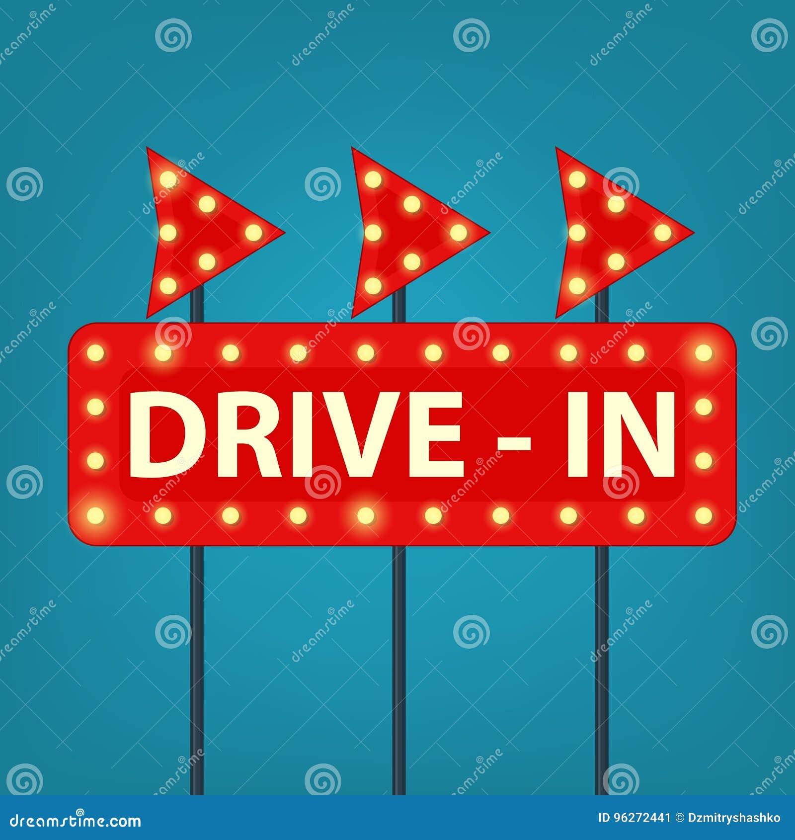 驾驶在大门罩标志