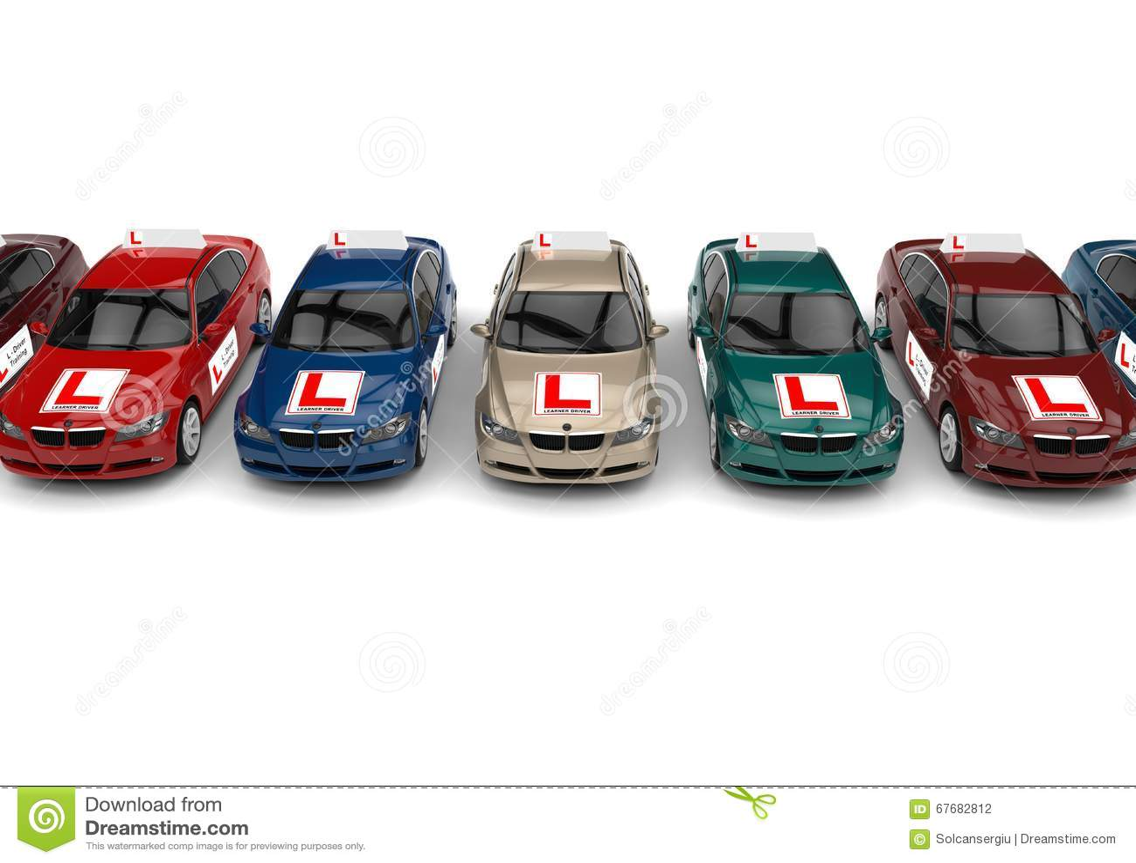 驾驶学校概念