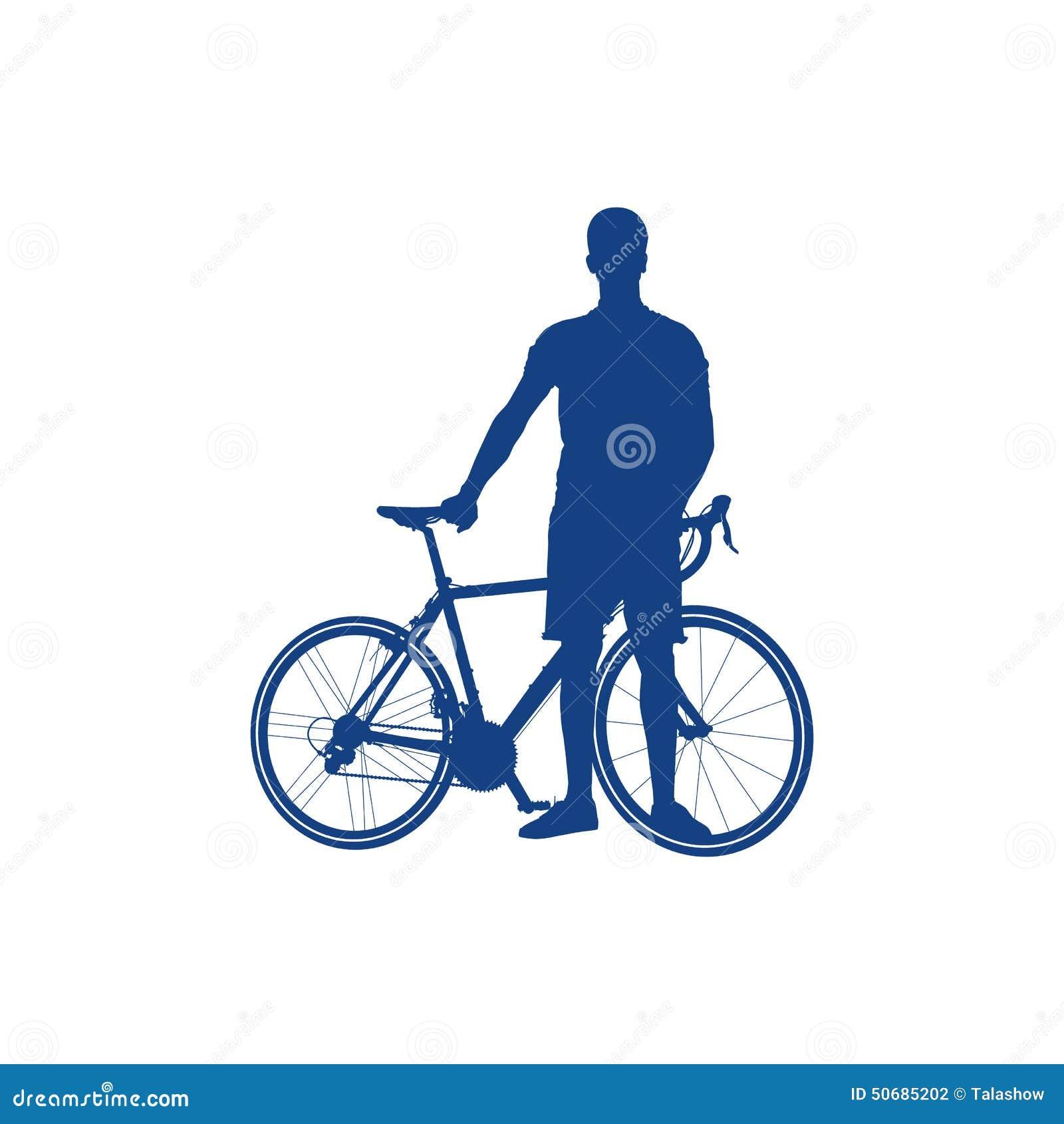 Download 骑自行车者的剪影 向量例证. 插画 包括有 自行车, 脚蹬, 行动, 比基尼泳装, 极其, 男朋友, 行程 - 50685202
